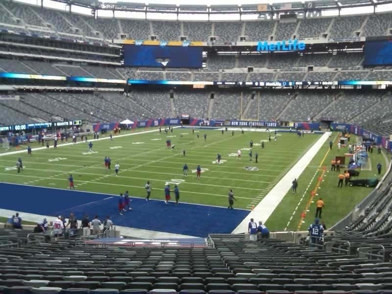 Metlife Stadium Section 148 Giants Jets Rateyourseats Com