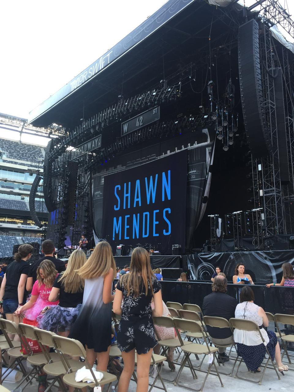 Metlife Stadium Floor 1 Concert Seating Rateyourseats Com