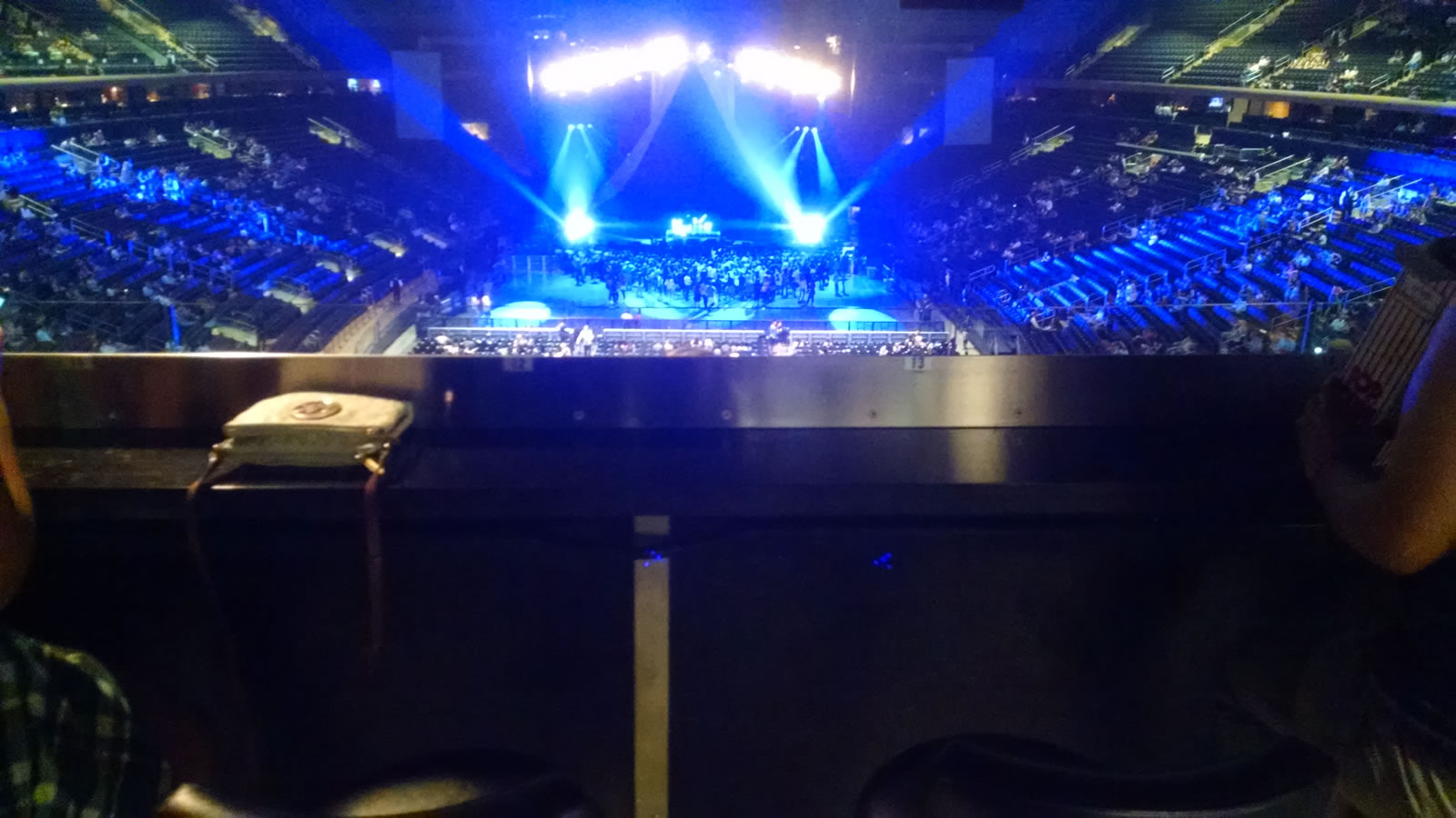 Madison Square Garden Section 204 Concert Seating