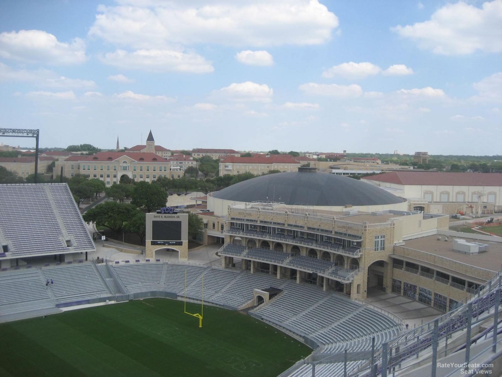 Views of the TCU Campus