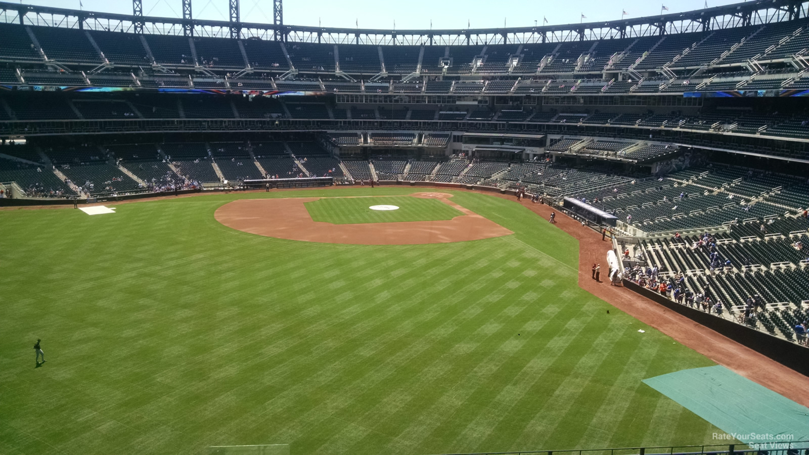 Citi Field Section 335 - RateYourSeats.com