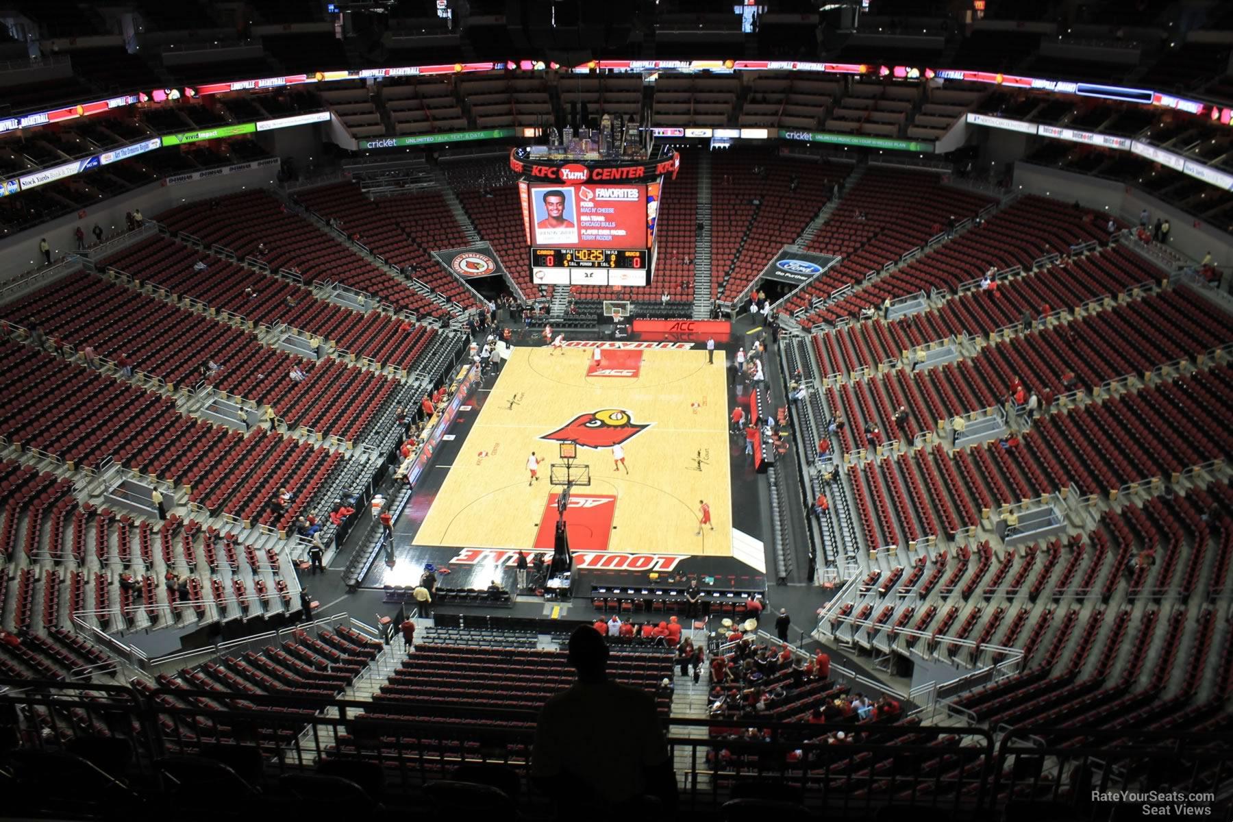 Rolling Stone ranks Yum Center one of top arenas in U.S. |Kfc Yum Arena