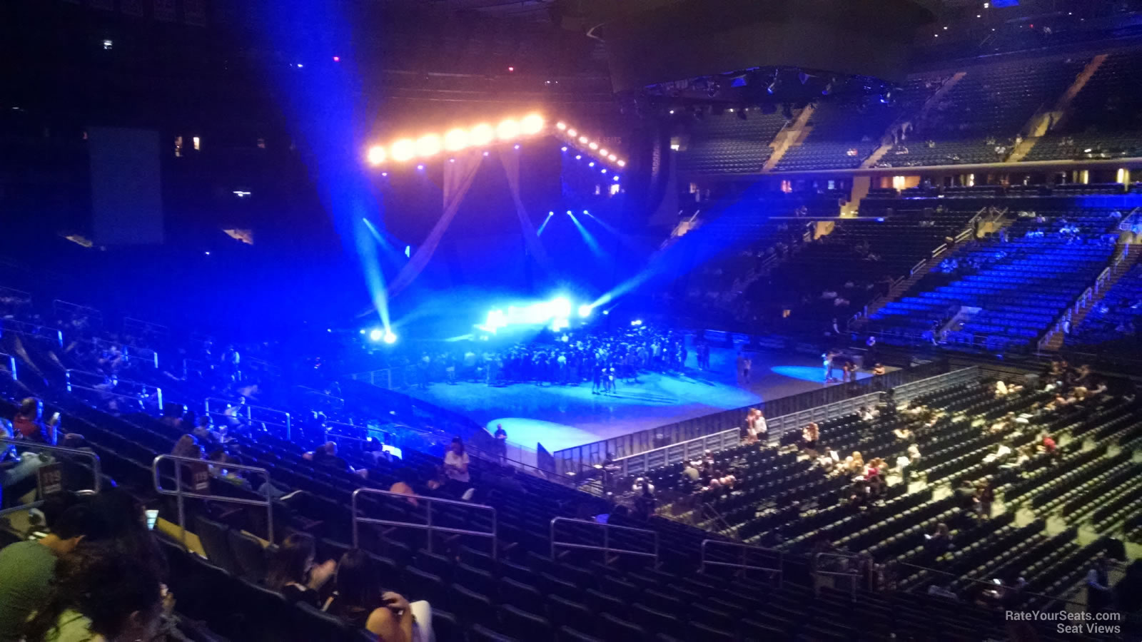 Madison square garden section 119 concert seating - Bruno mars tickets madison square garden ...