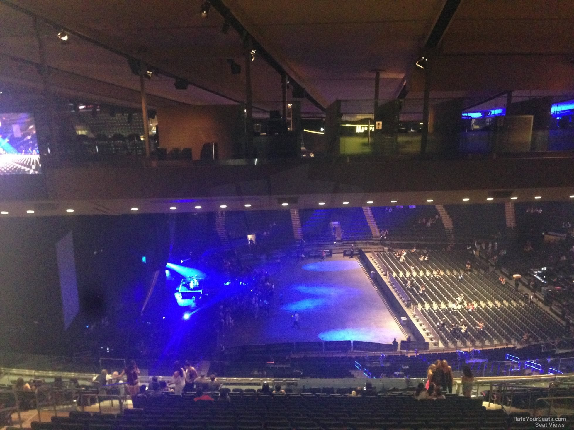 Madison Square Garden Section