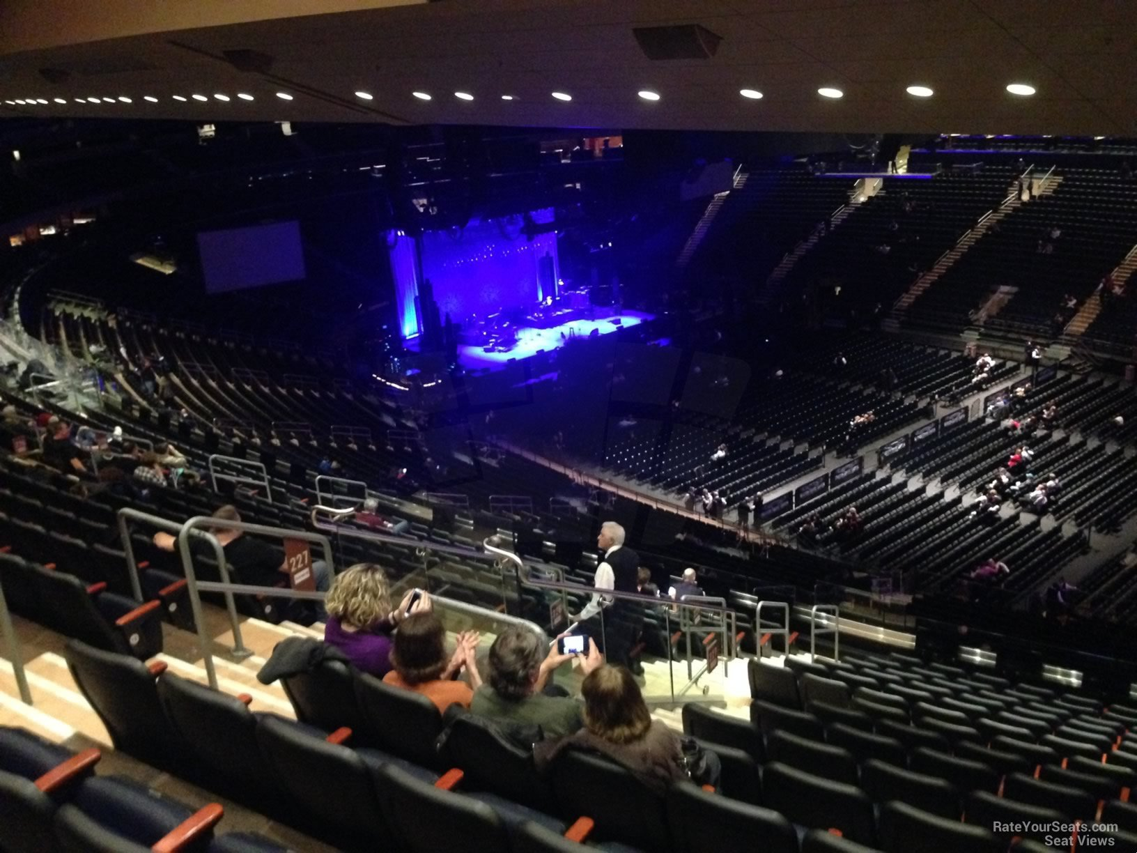 Madison Square Garden Section 226 Concert Seating