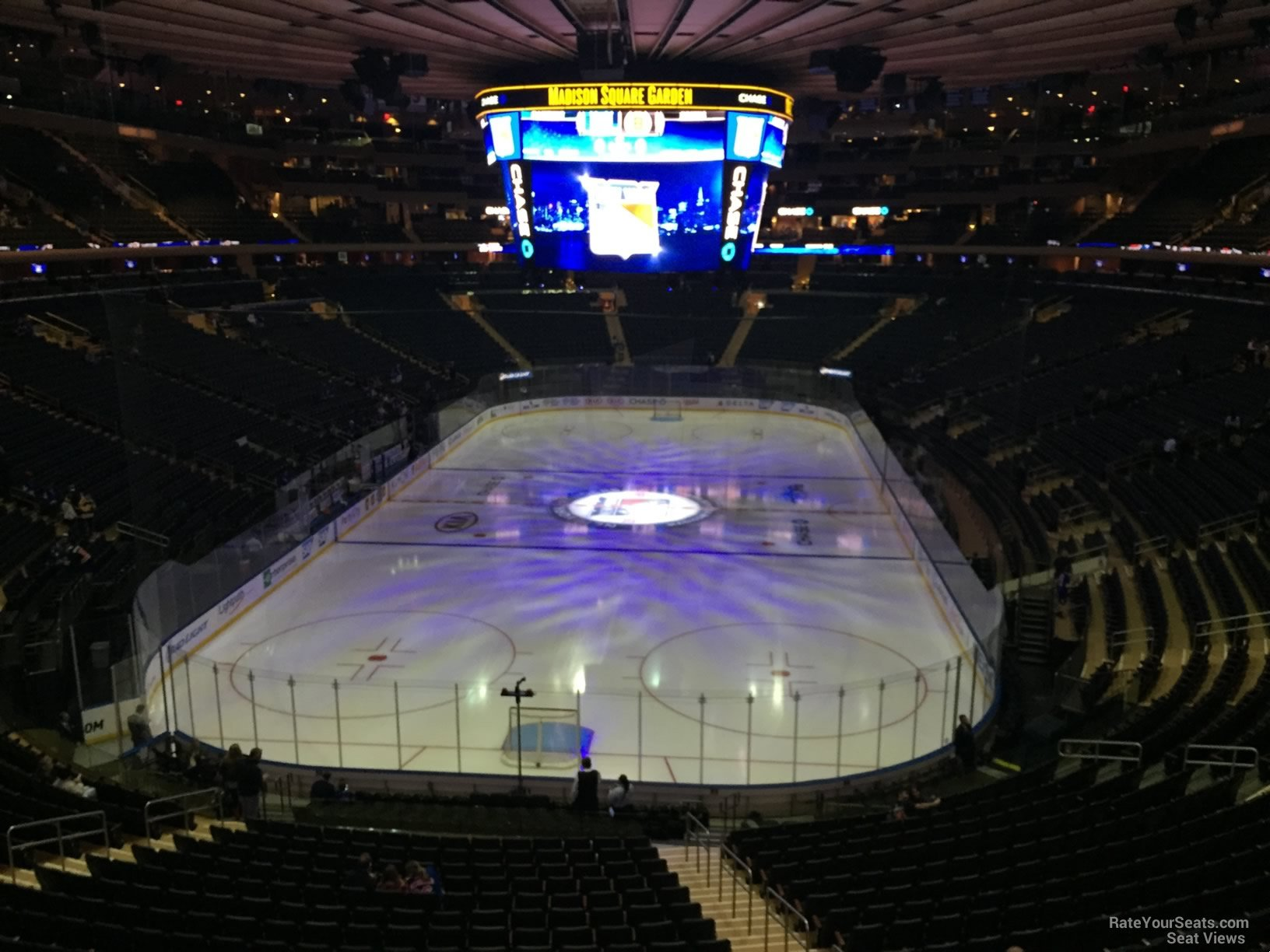 Madison Square Garden: Madison Square Garden Hockey