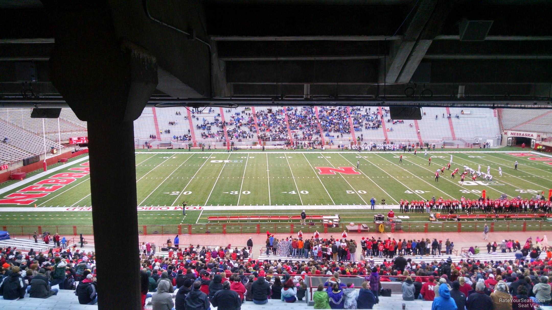 Memorial Stadium Nebraska Section 7 Rateyourseats Com