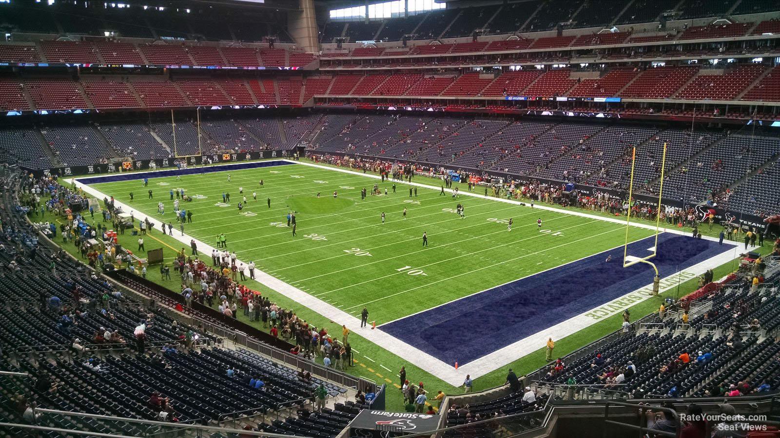 West Houston Vw >> NRG Stadium Section 330 - Houston Texans - RateYourSeats.com