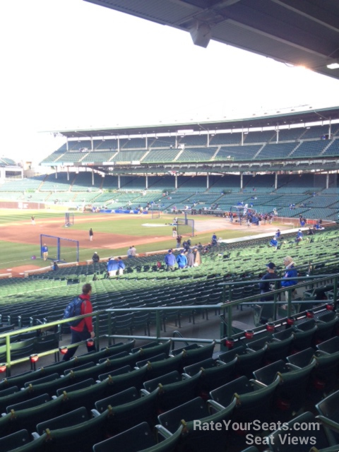 Wrigley Field Seating Chart - Best Car Update 2019-2020 by ...