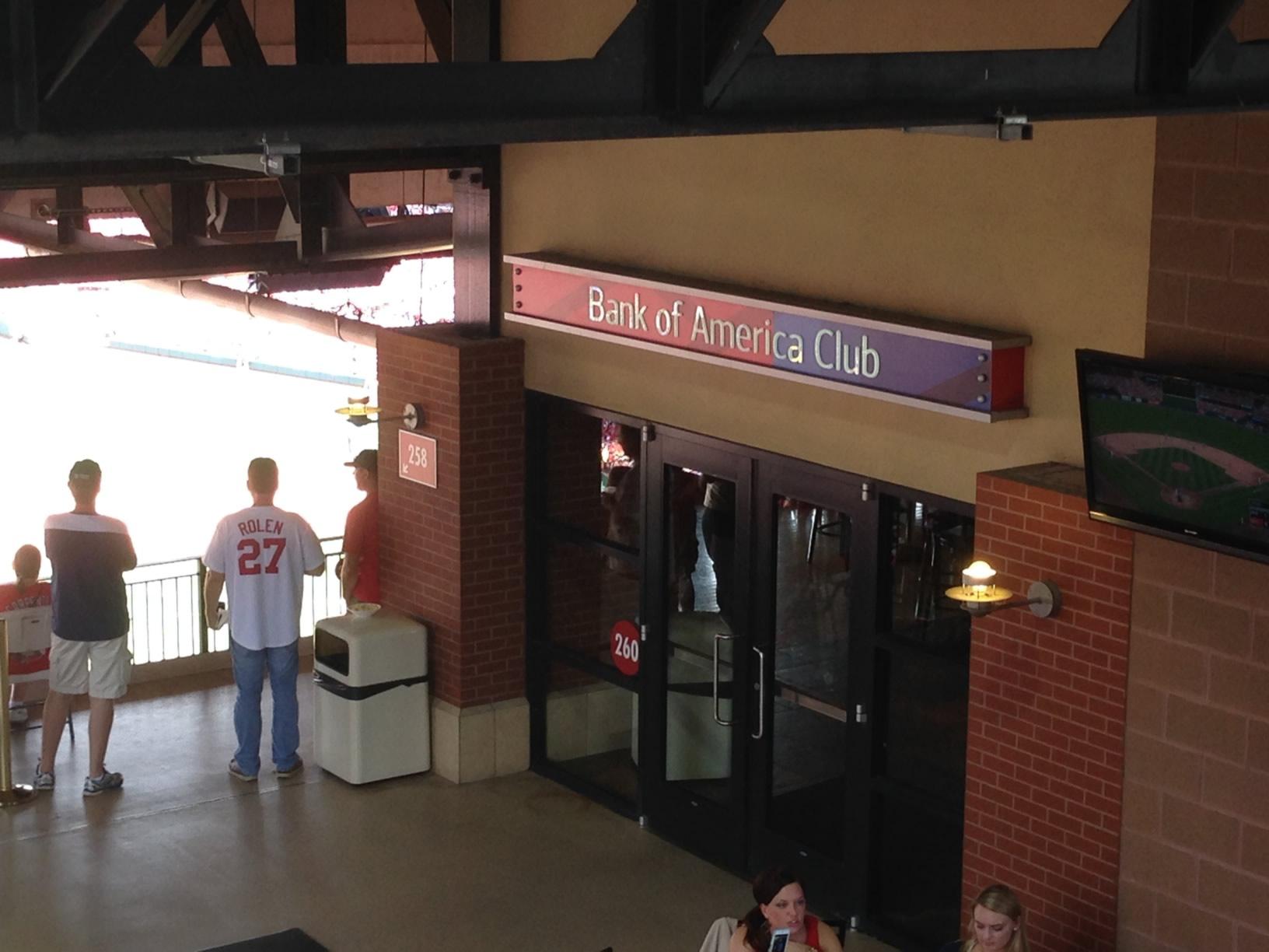 Busch Stadium Section 259 Rateyourseats Com