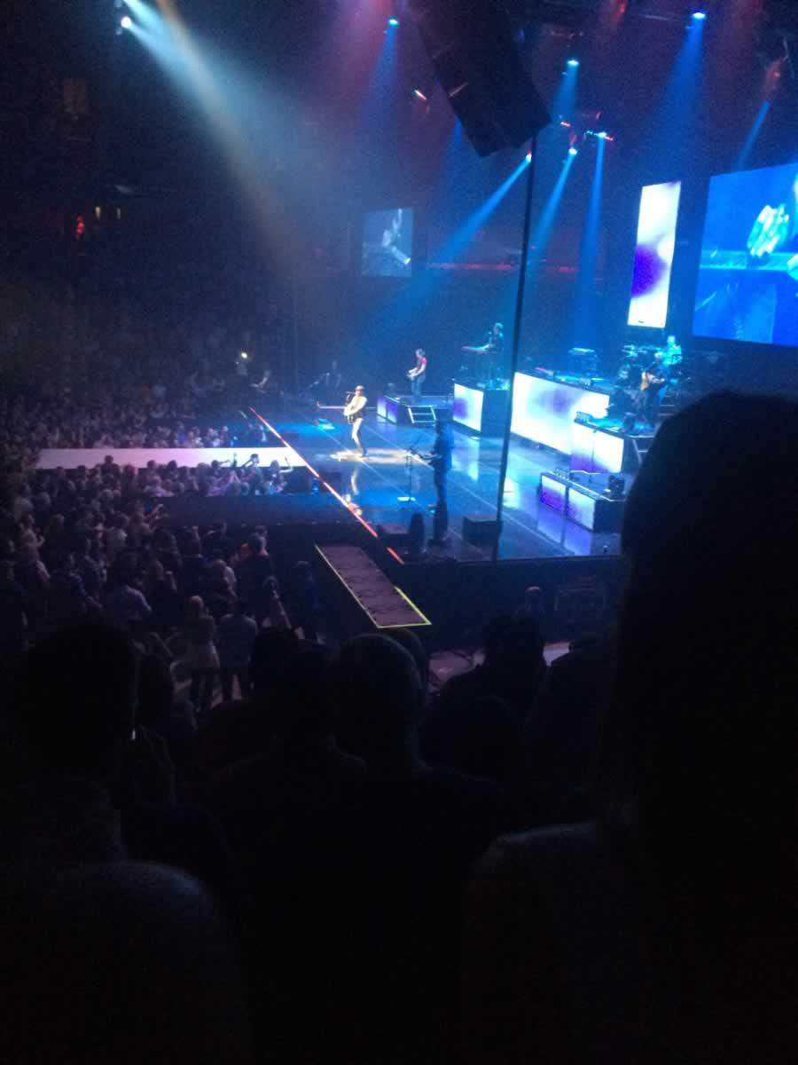 Mohegan Sun Arena Concert Seating Chart Interactive Map