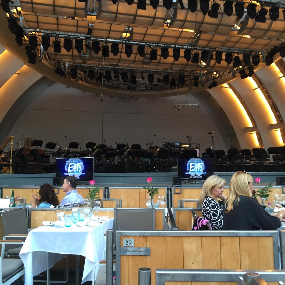 Pool D At Hollywood Bowl Rateyourseats Com