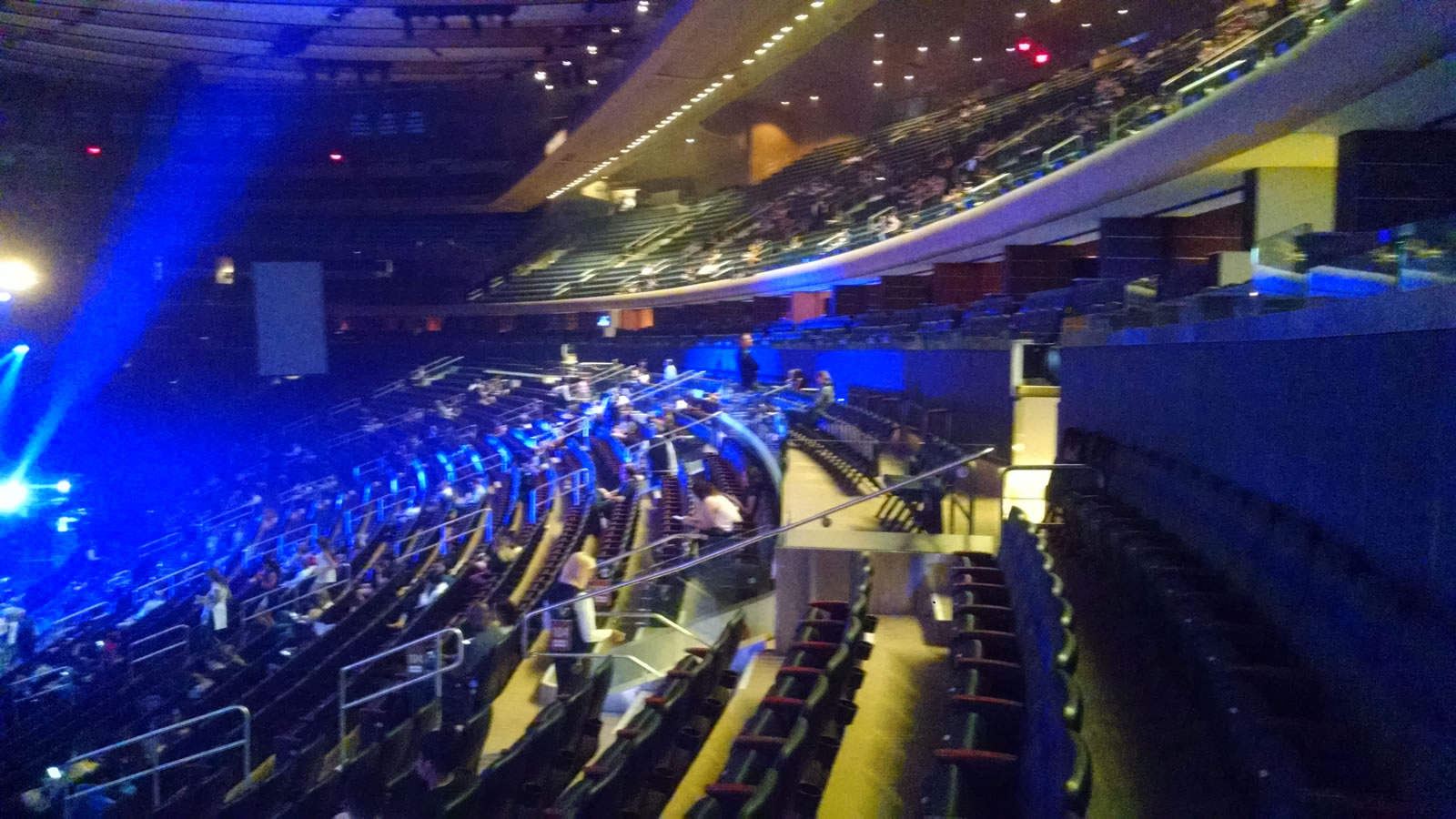 Madison Square Garden Section 104 Seats