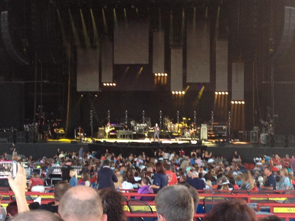 Veterans United Home Loans Amphitheater Vip Boxes