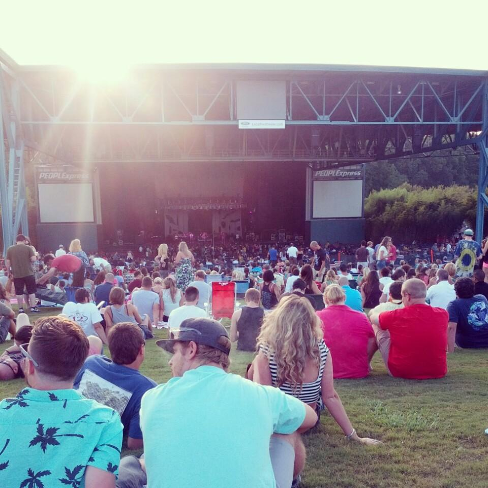 Veterans United Home Loans Amphitheater Lawn Rateyourseats Com