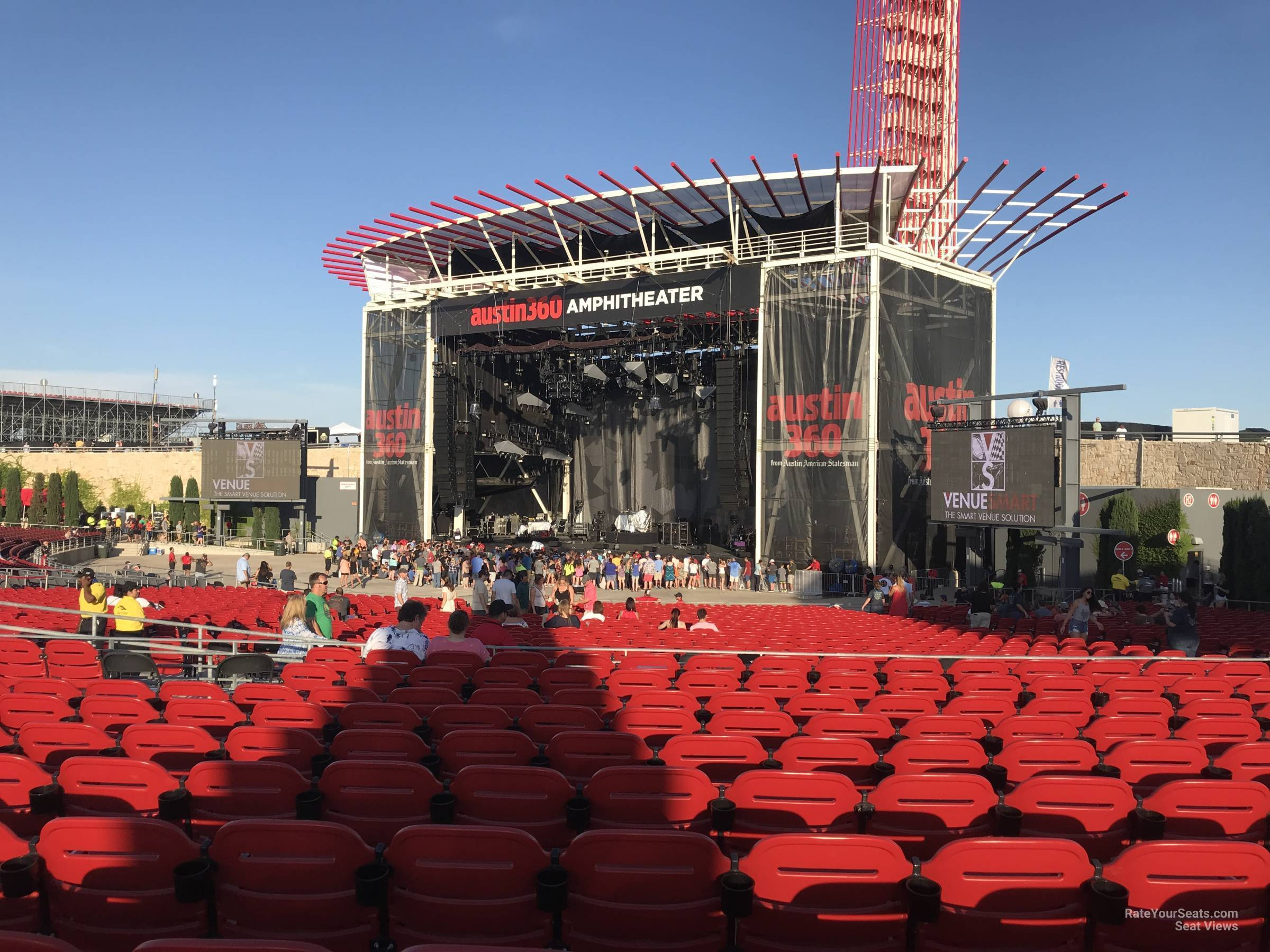Germania Insurance Amphitheater Section