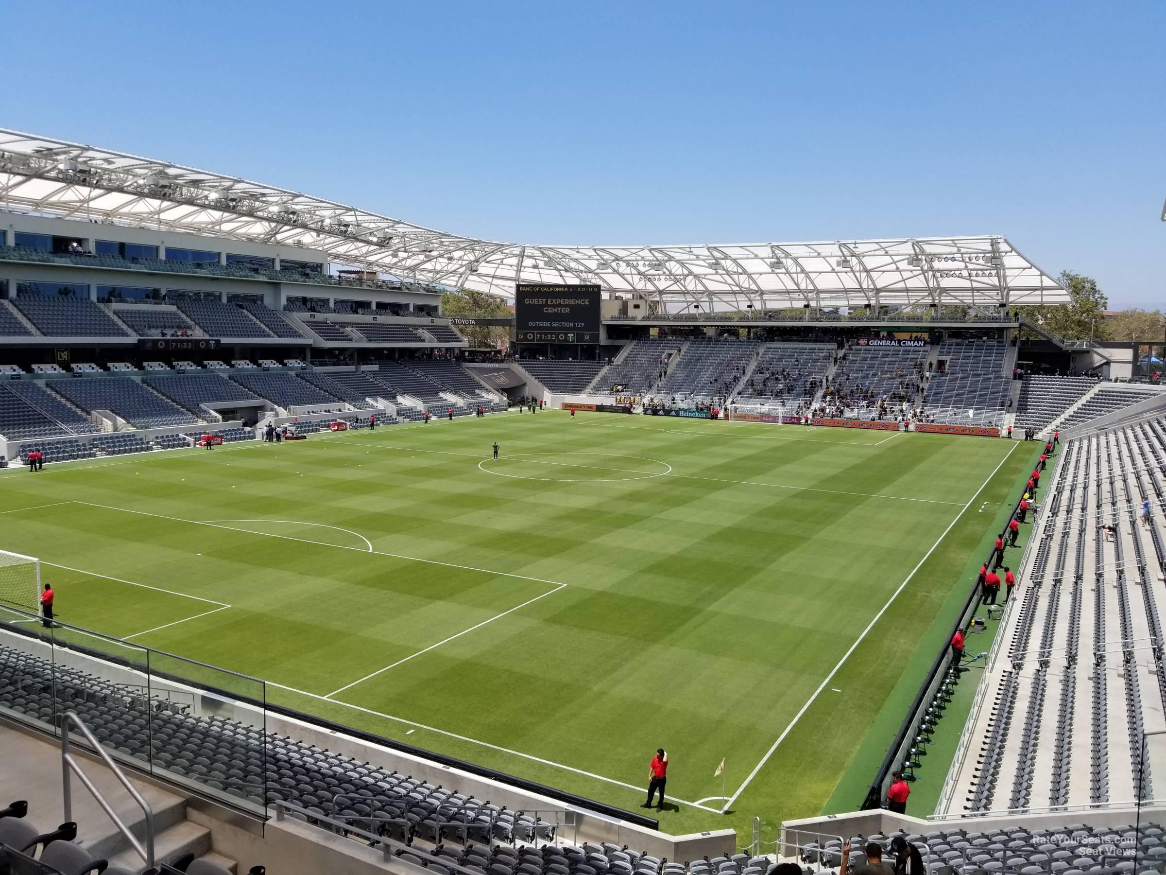 Banc Of California Stadium Section 219 Rateyourseatscom