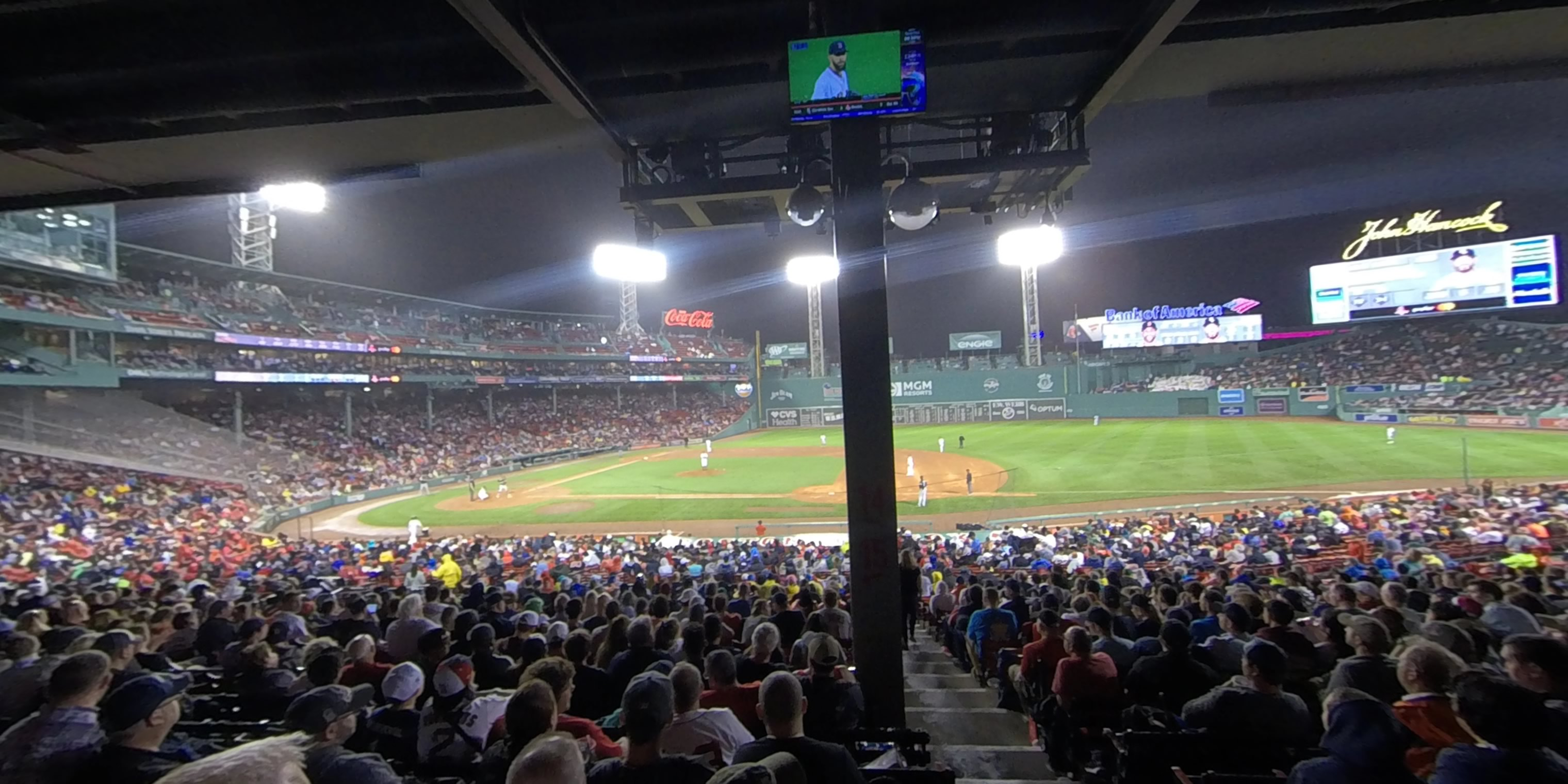 360° Photo From Fenway Park Grandstand 15