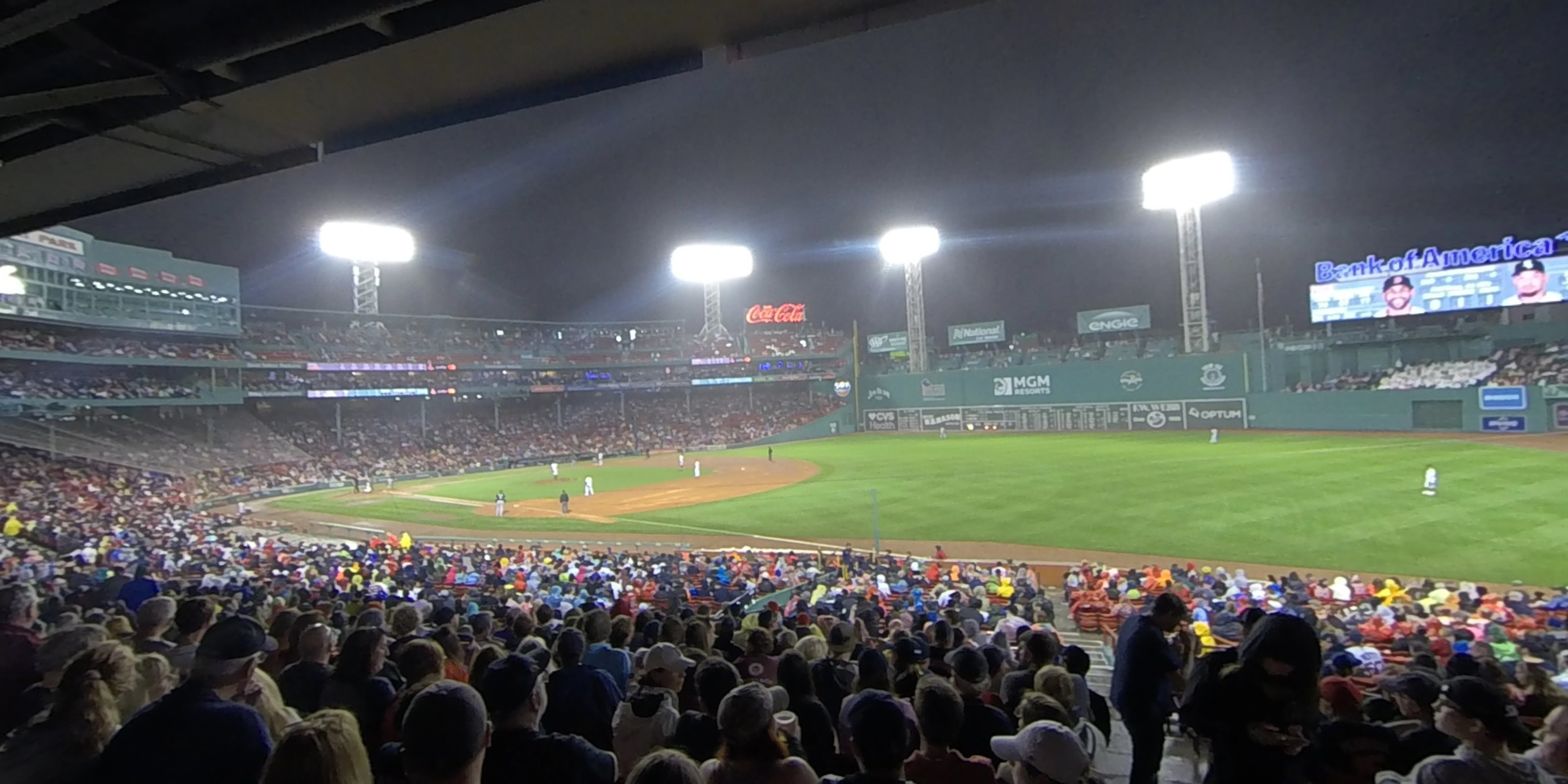 360° Photo From Fenway Park Grandstand 10