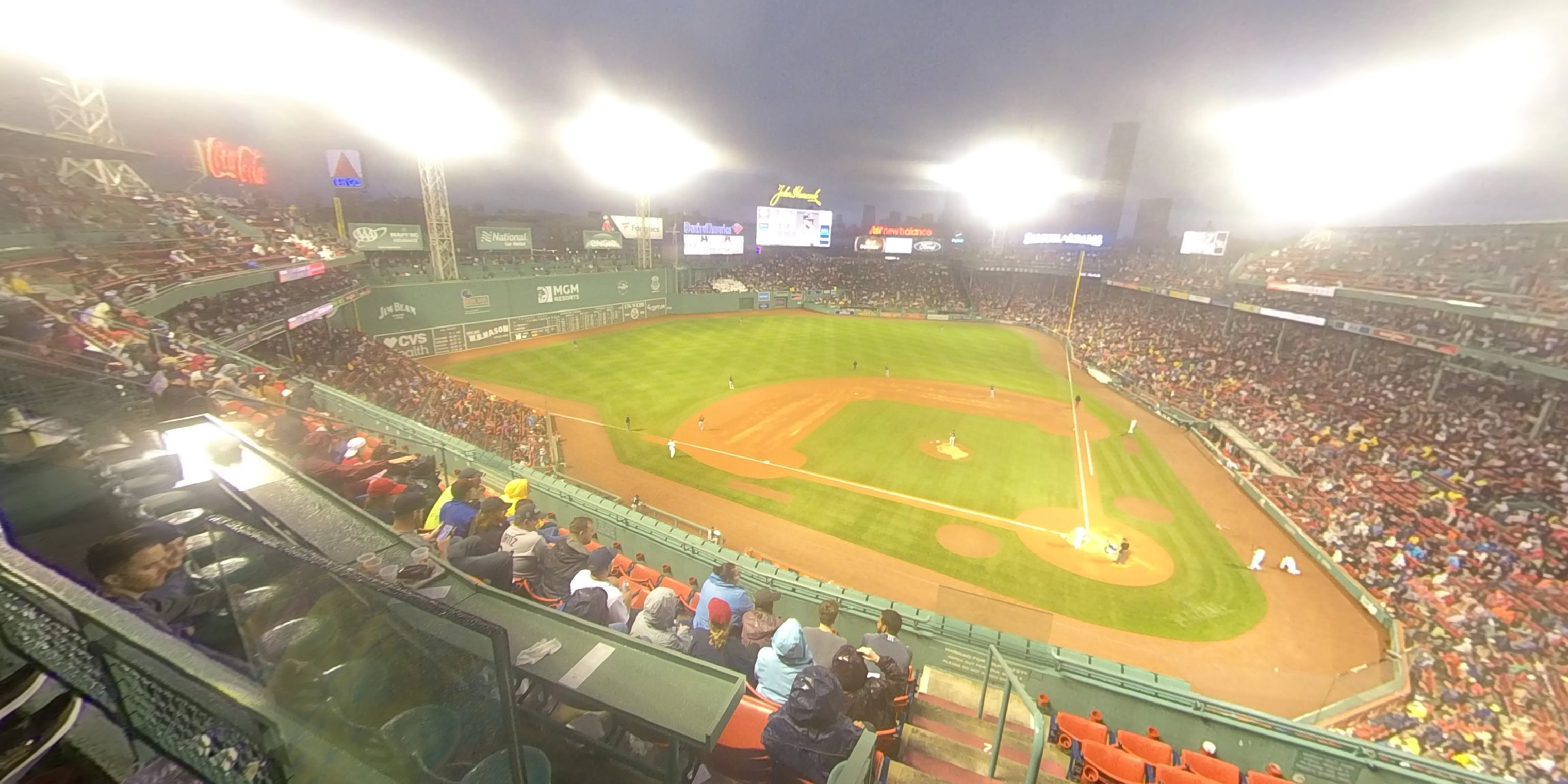 360° Photo From Fenway Park Pavilion Box 4