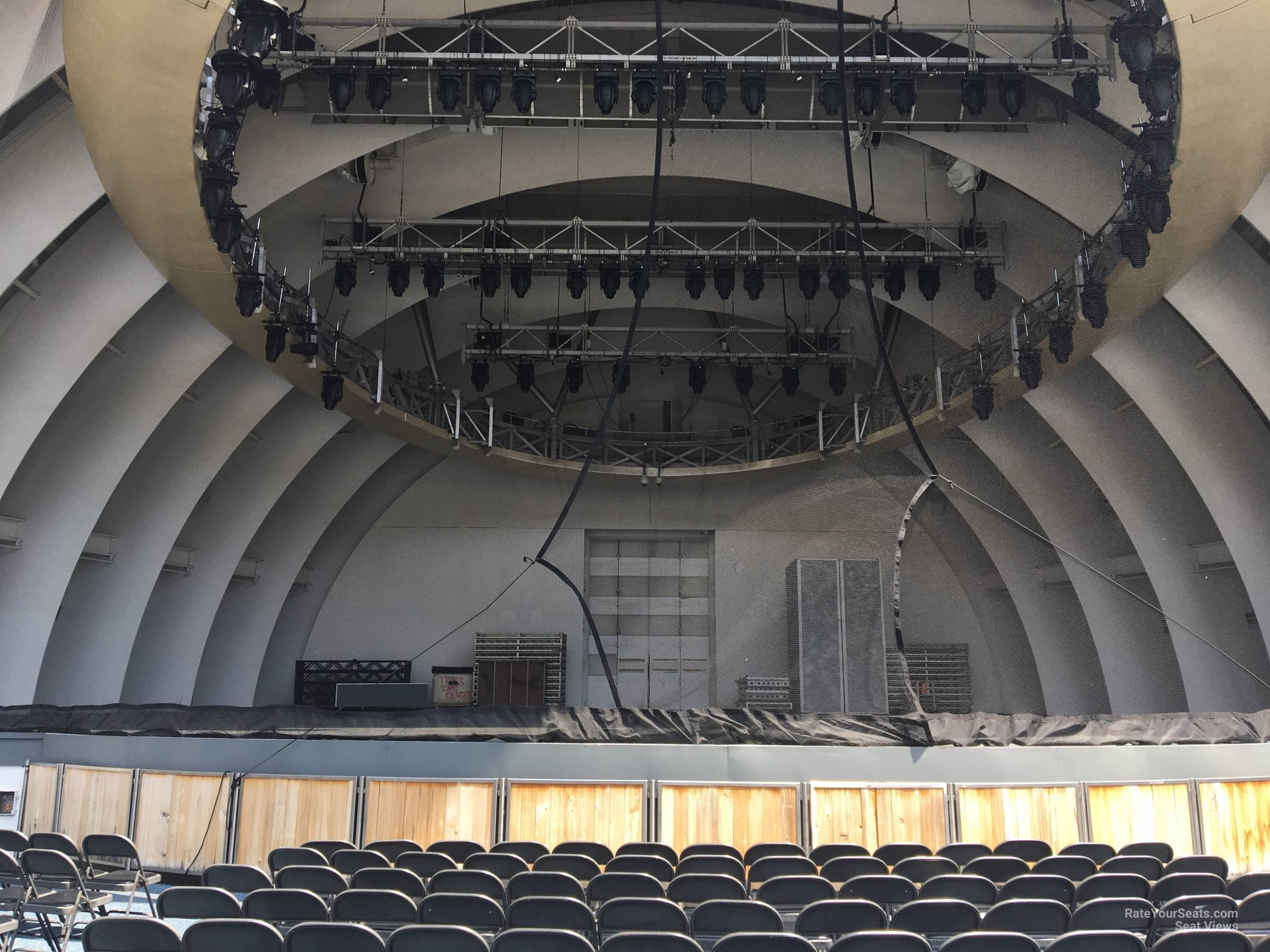 Pool C At Hollywood Bowl Rateyourseats Com