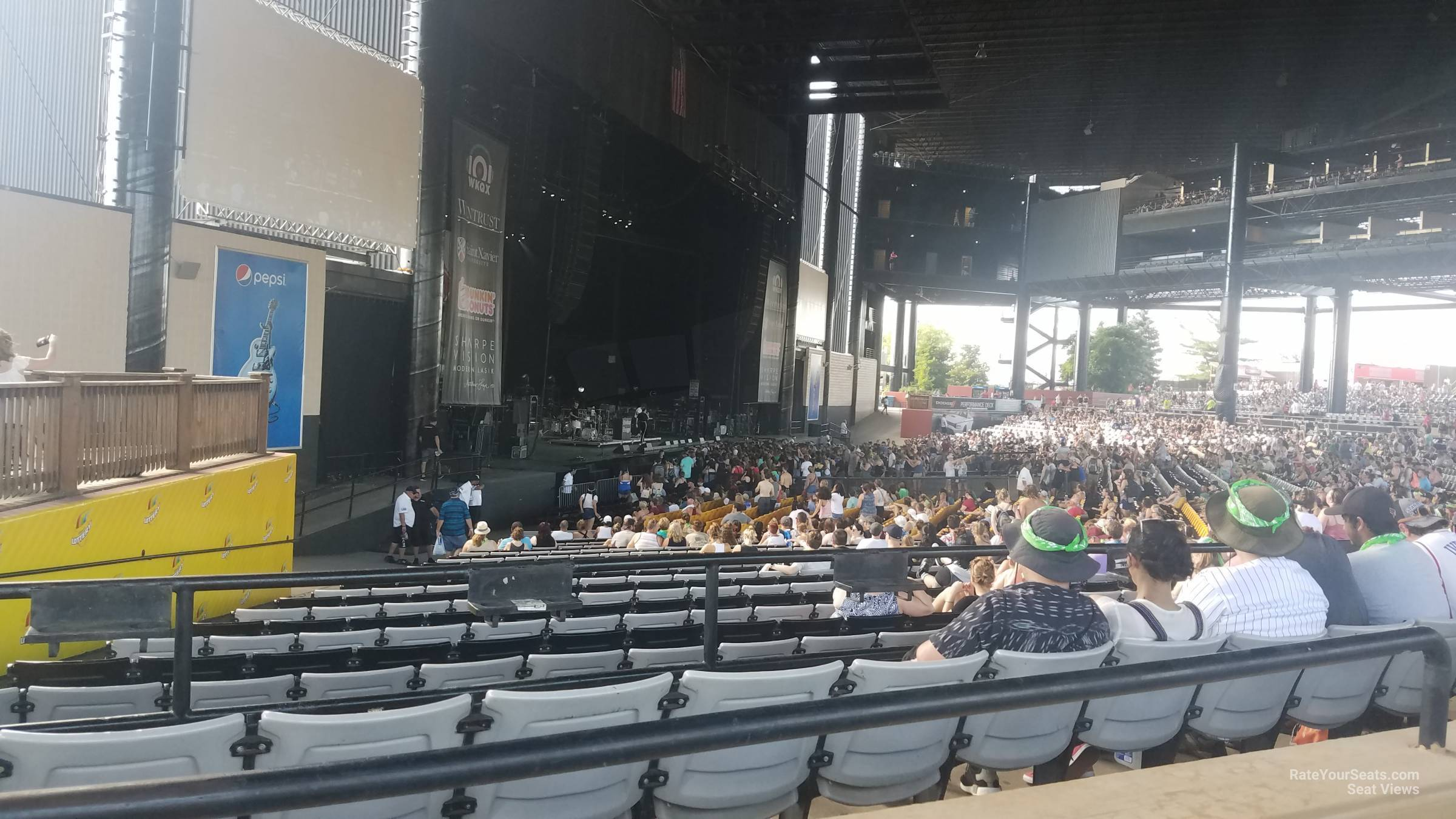 Hollywood Casino Amphitheatre Tinley Park Il Seating