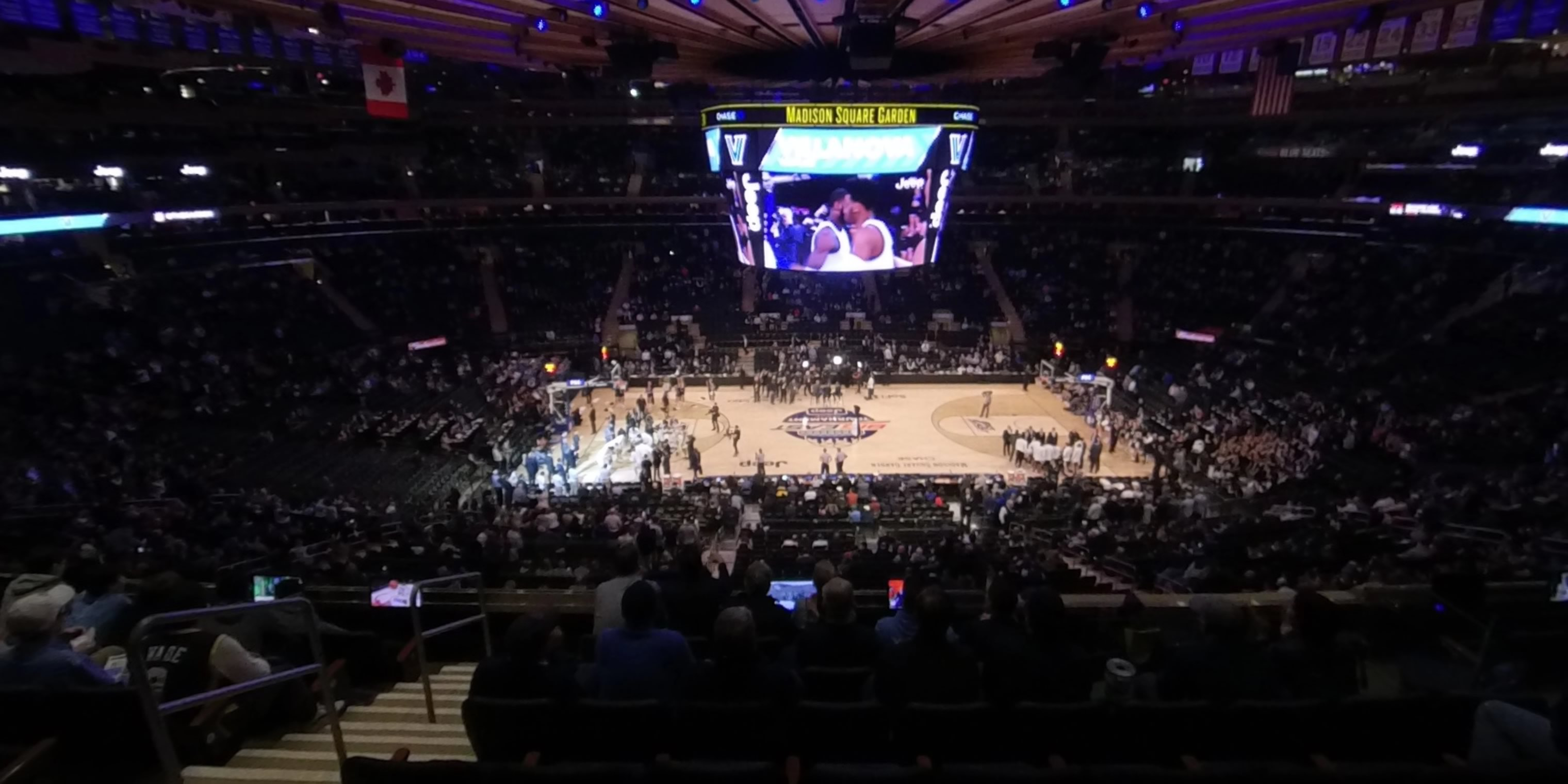 360° Photo From Madison Square Garden Section 211