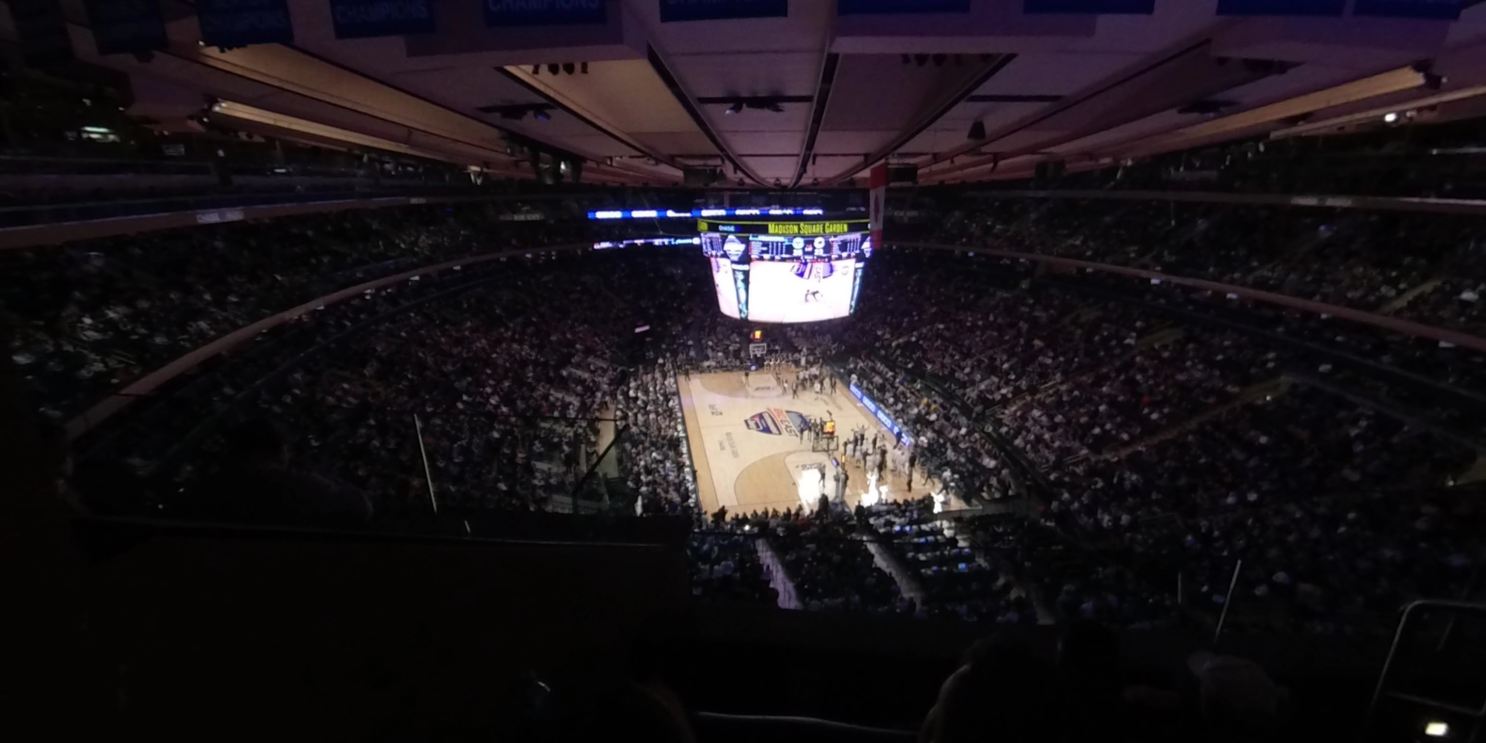 360° Photo From Madison Square Garden Section 302