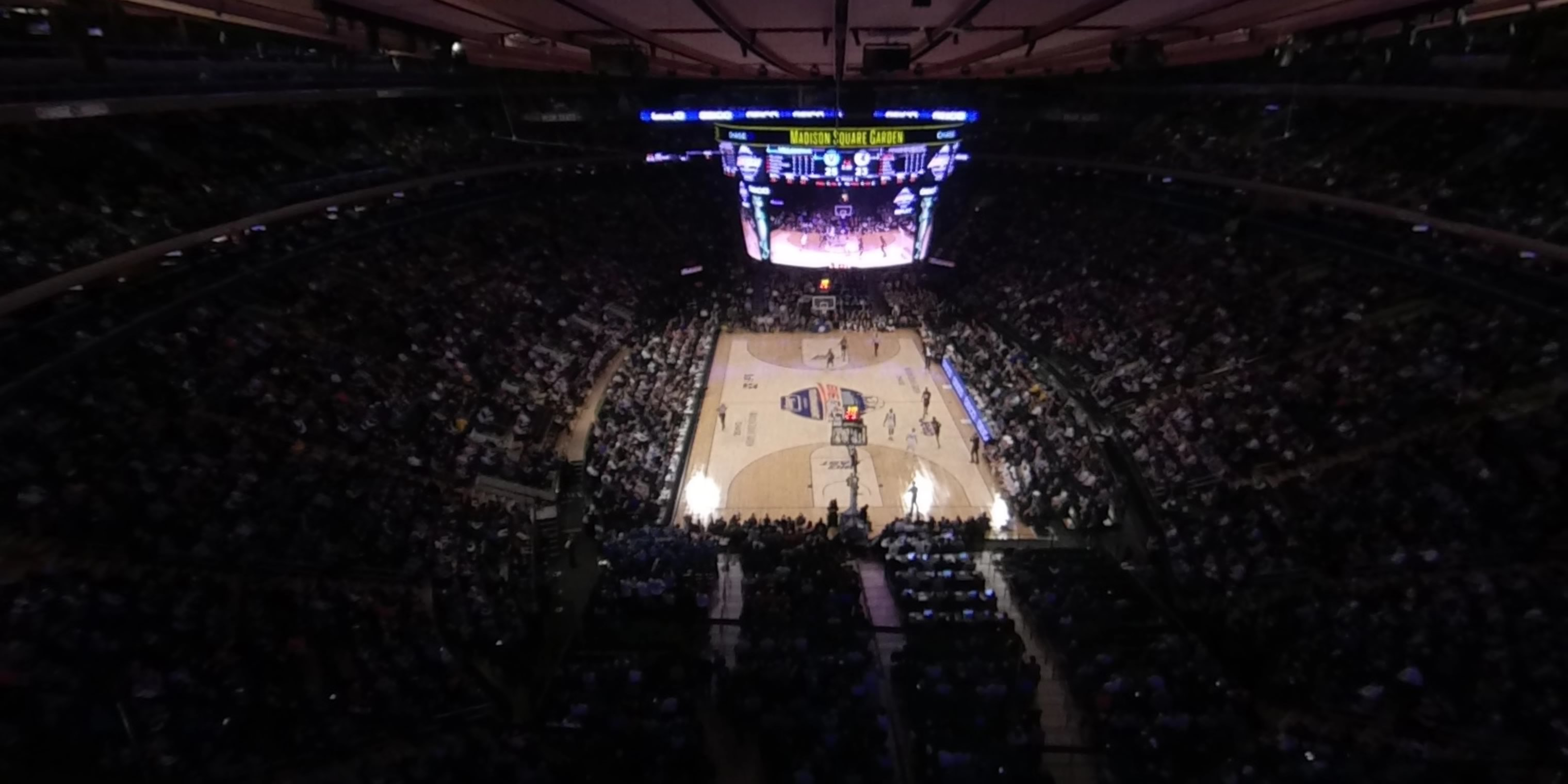 360° Photo From Madison Square Garden Section 304