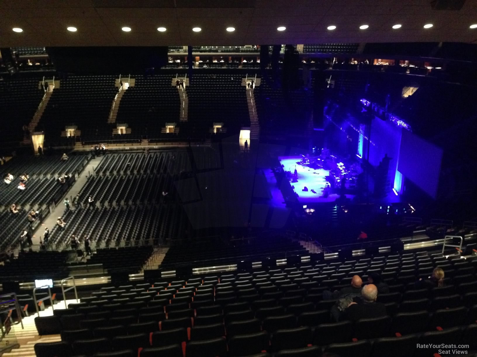 Section 212 at Madison Square Garden for Concerts - RateYourSeats.com