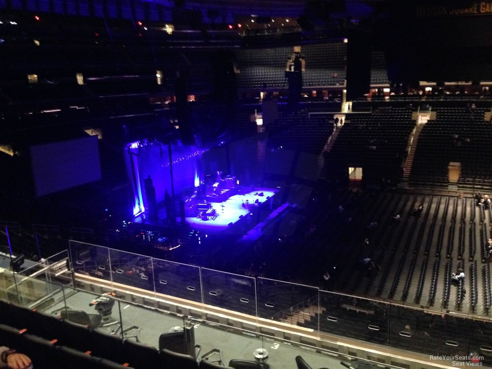Madison Square Garden Concert Seating Chart Interactive