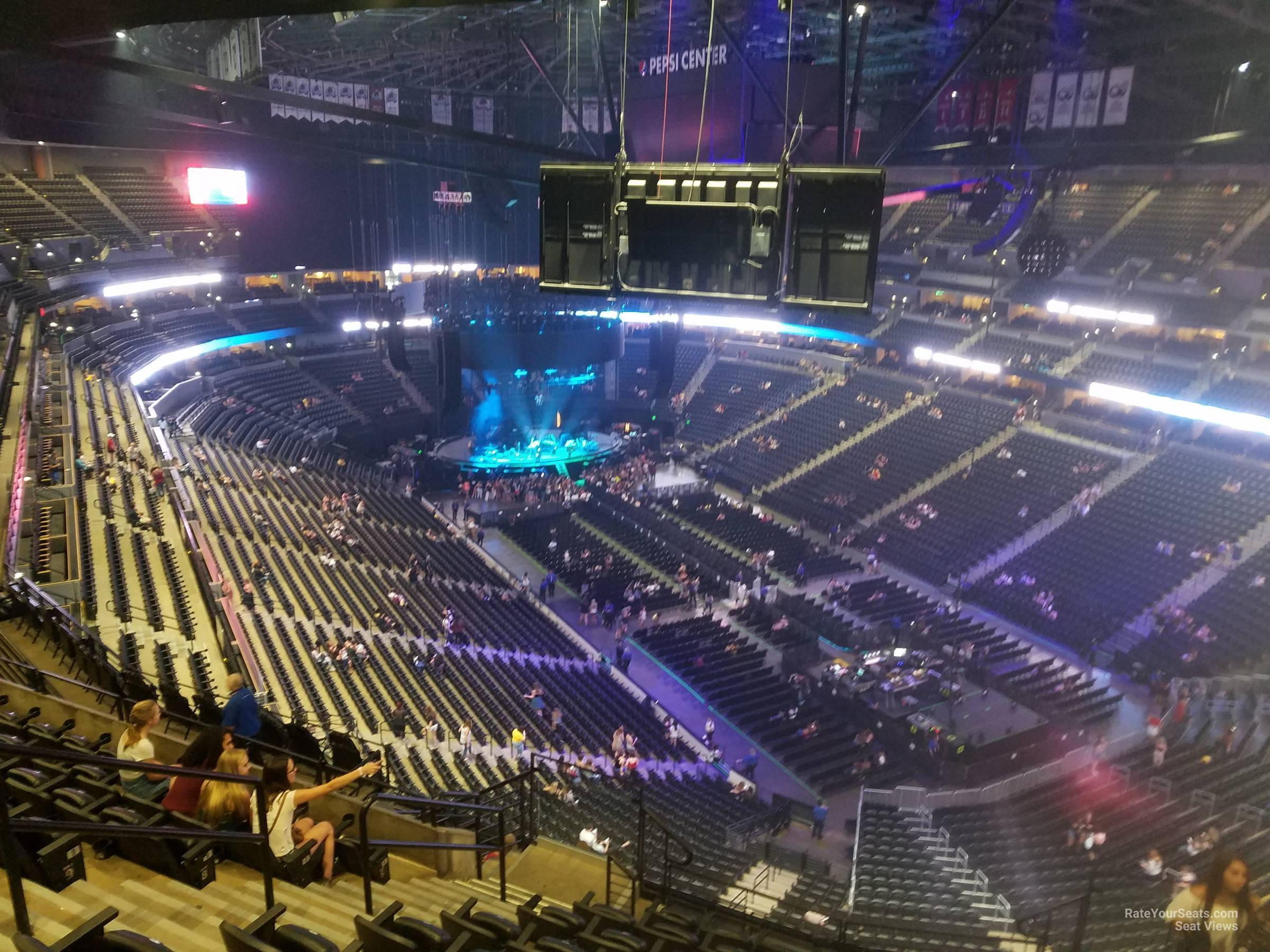 Section 330 At Pepsi Center For Concerts Rateyourseats Com