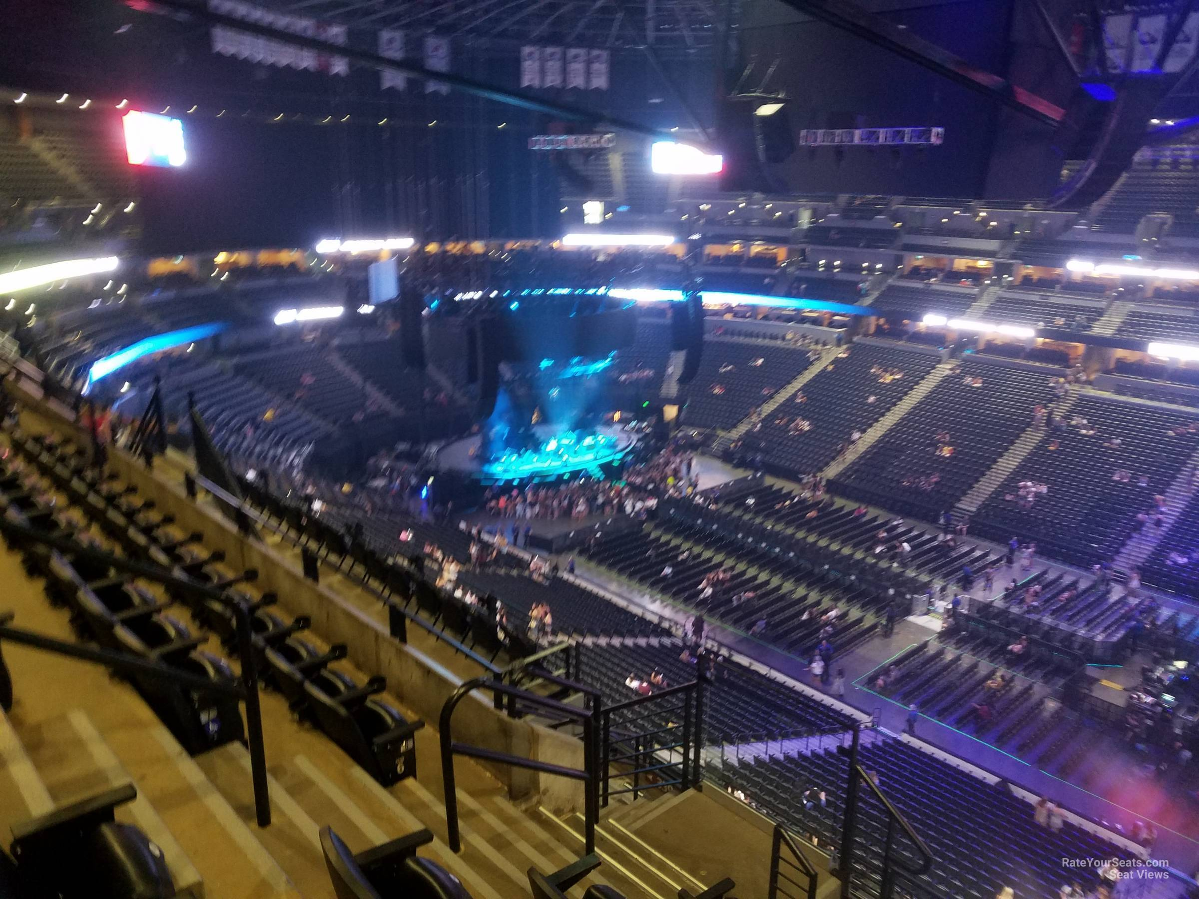Section 336 At Pepsi Center For Concerts Rateyourseats Com