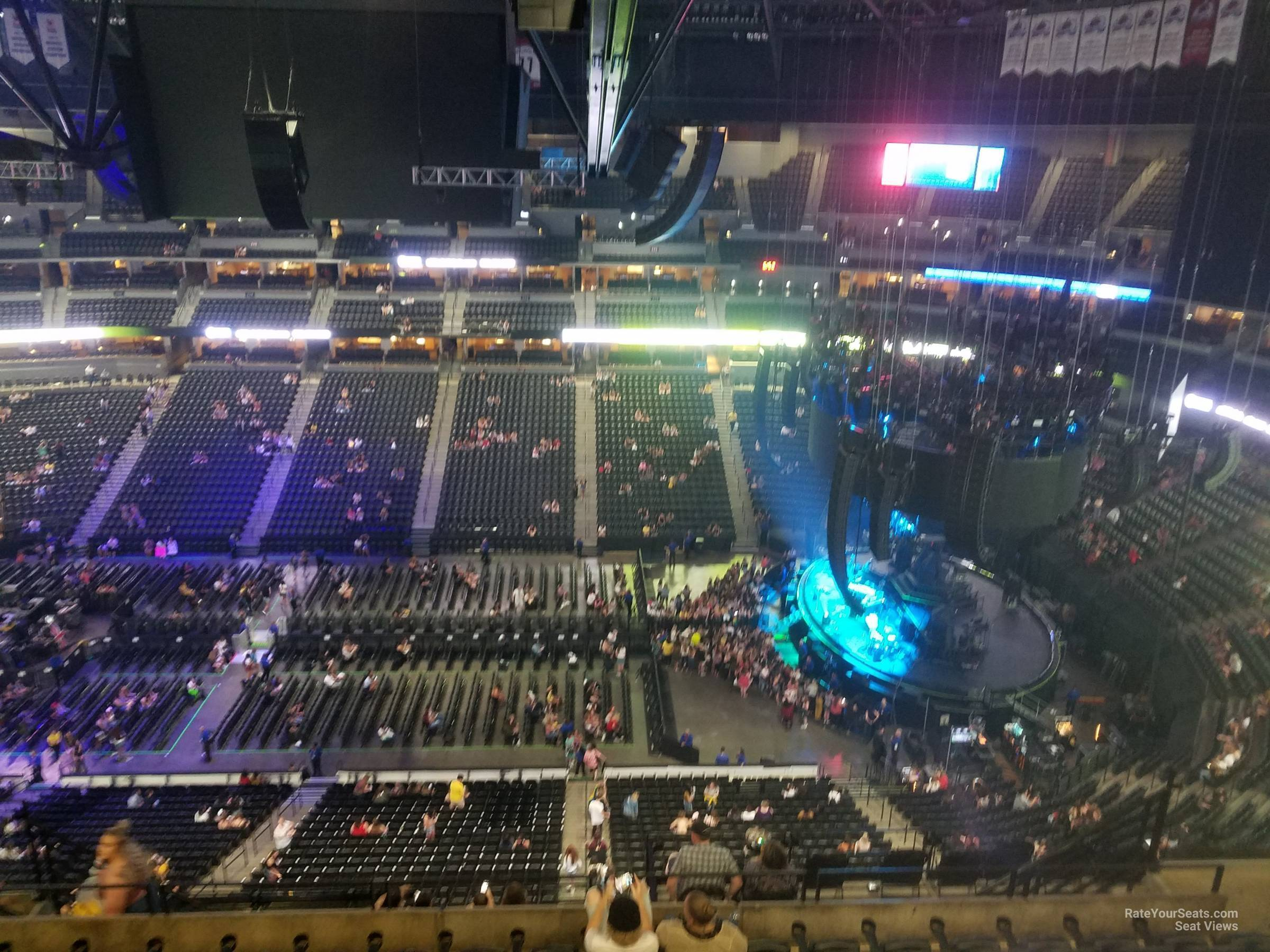 Section 380 At Pepsi Center For Concerts Rateyourseats Com