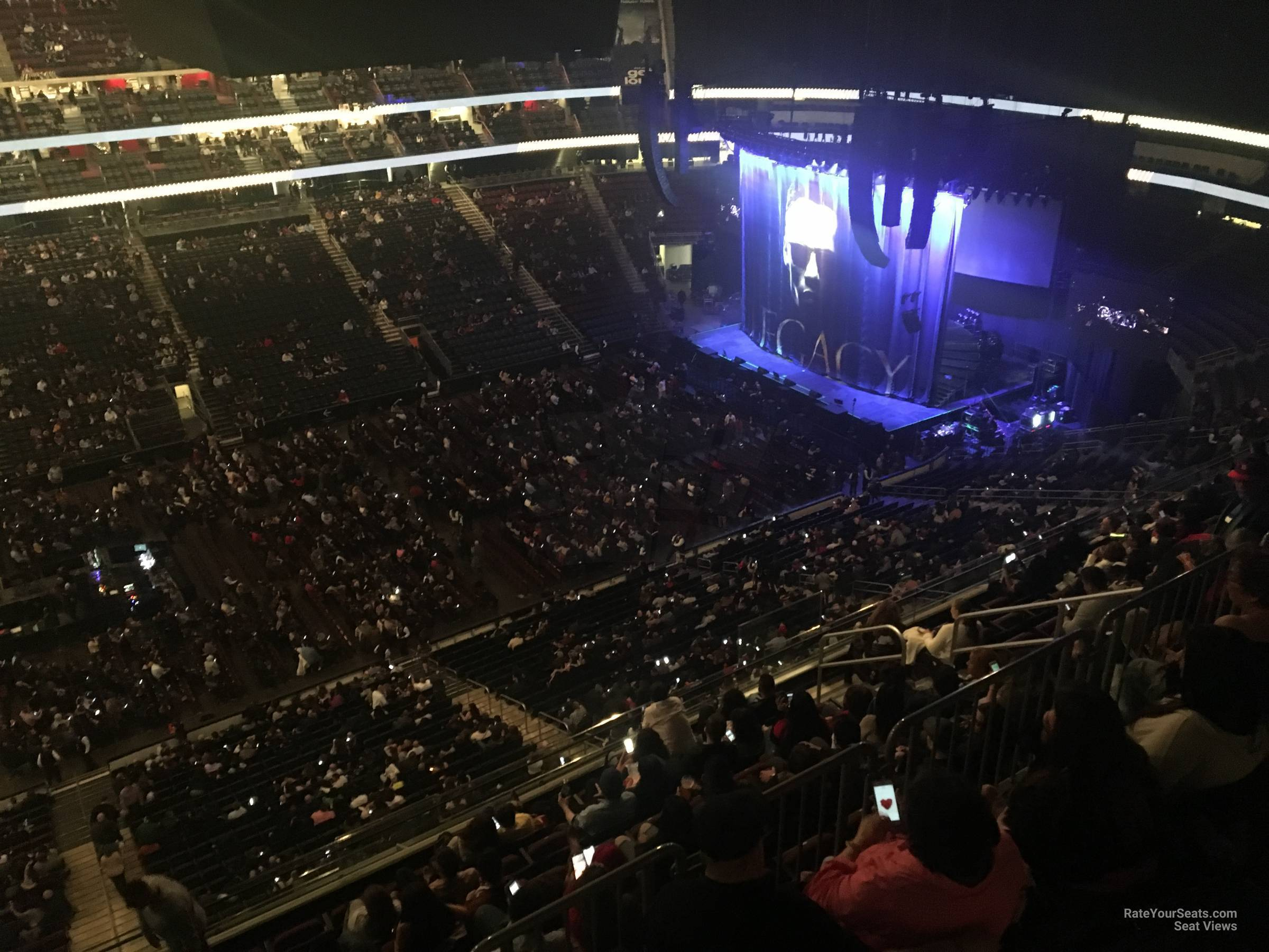 newest c58ee a9546 Prudential Center Section 210 Concert Seating ...