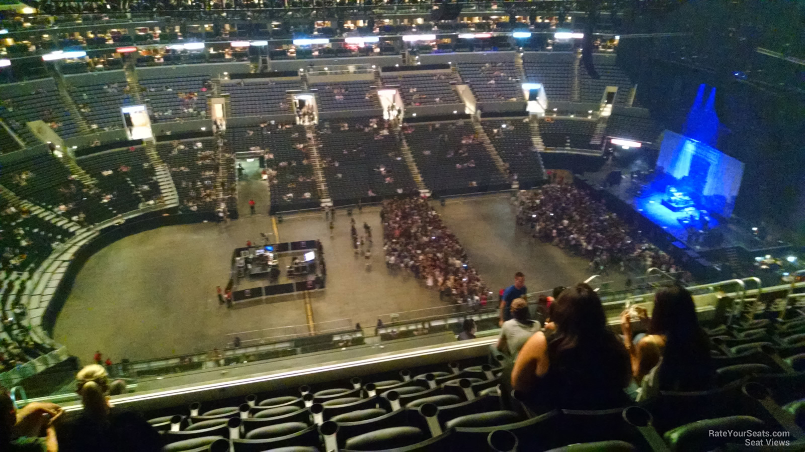 Staples Center Section 302 Concert Seating Rateyourseatscom