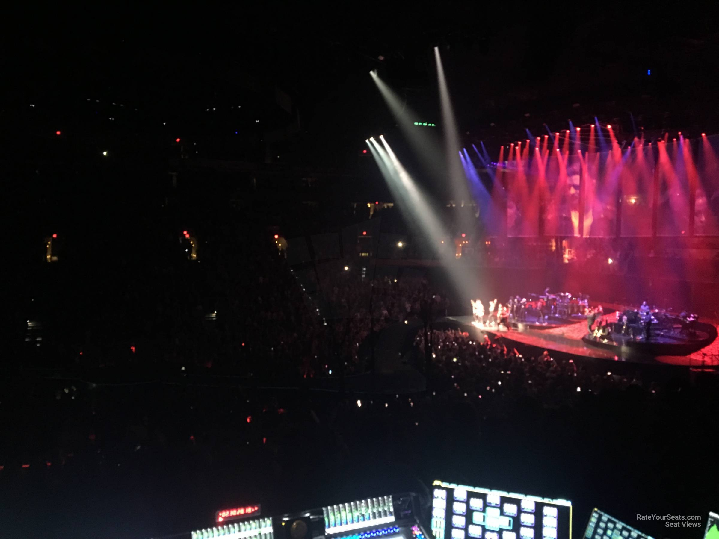 Section 101 At Talking Stick Resort Arena For Concerts Rateyourseats Com