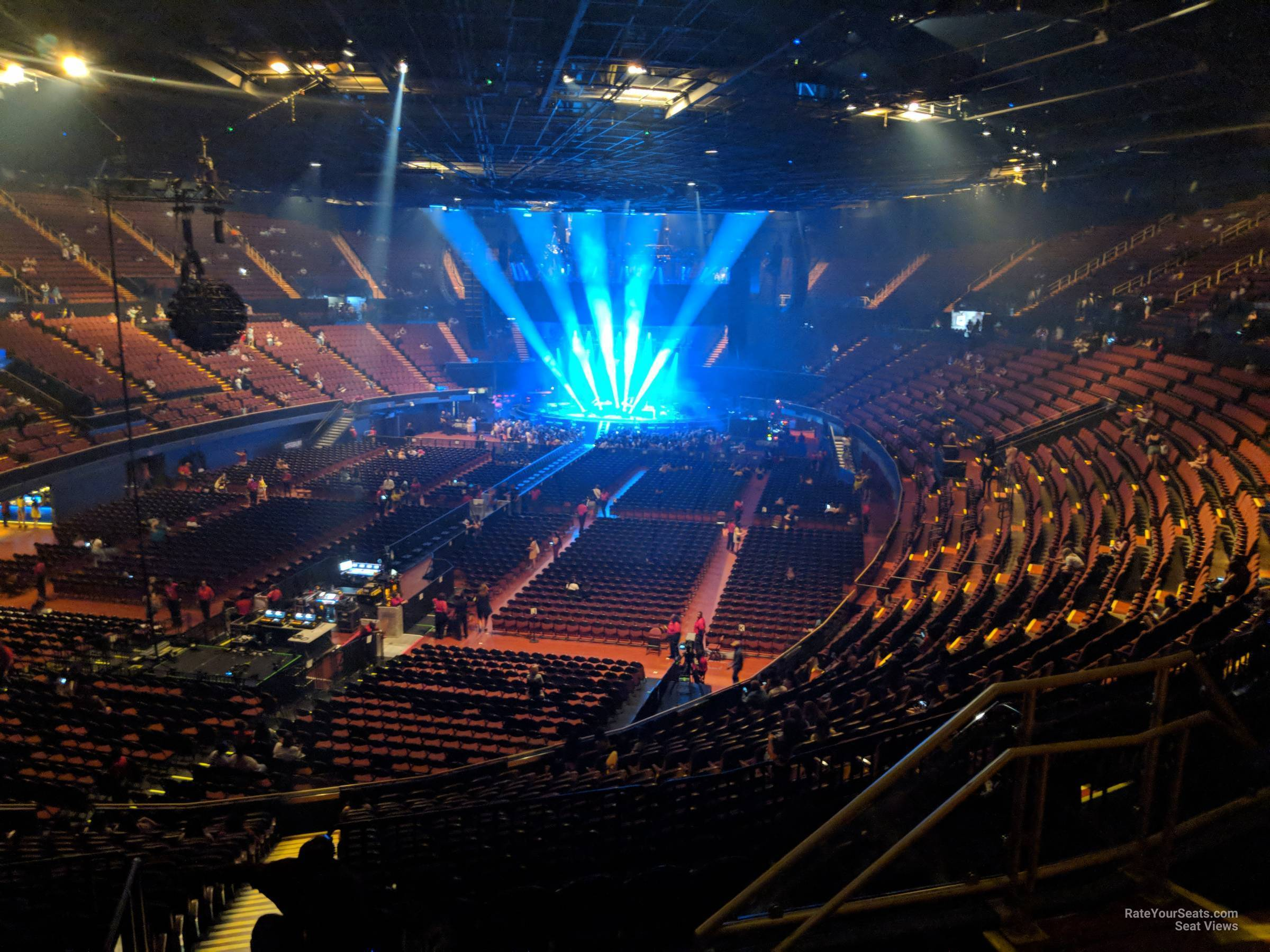Section 202 At The Forum Rateyourseats Com