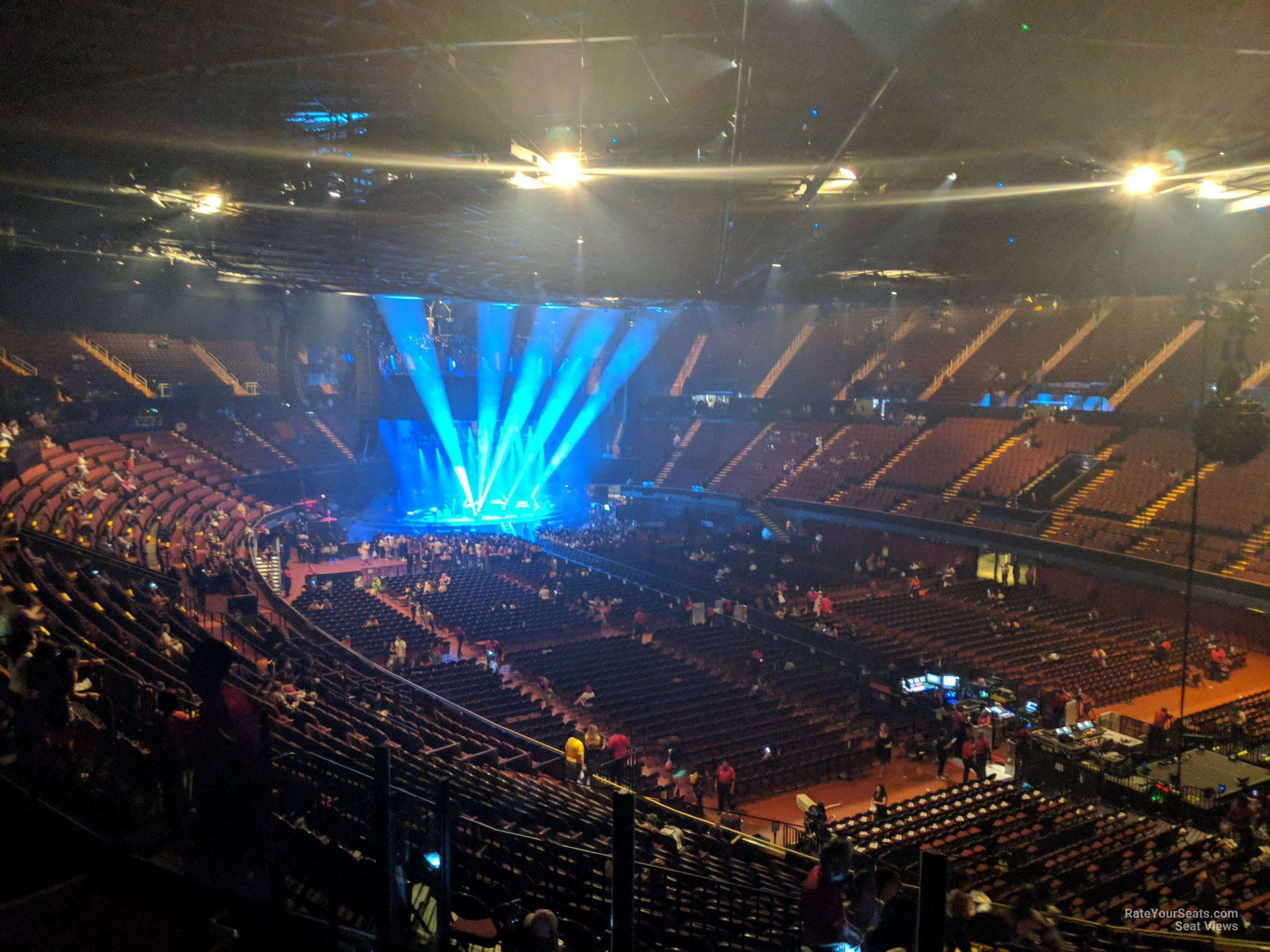 Section 232 At The Forum Rateyourseats Com