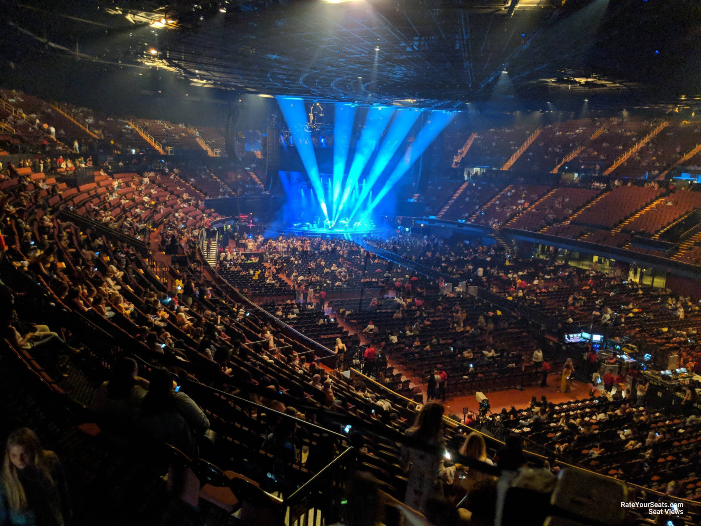 Box 232 At The Forum Rateyourseats Com