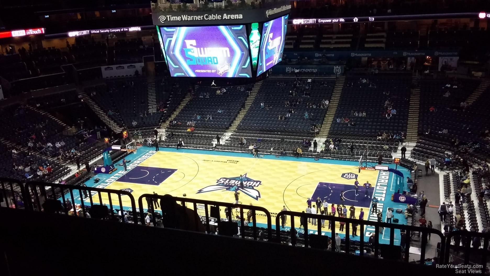 spectrum center seat views