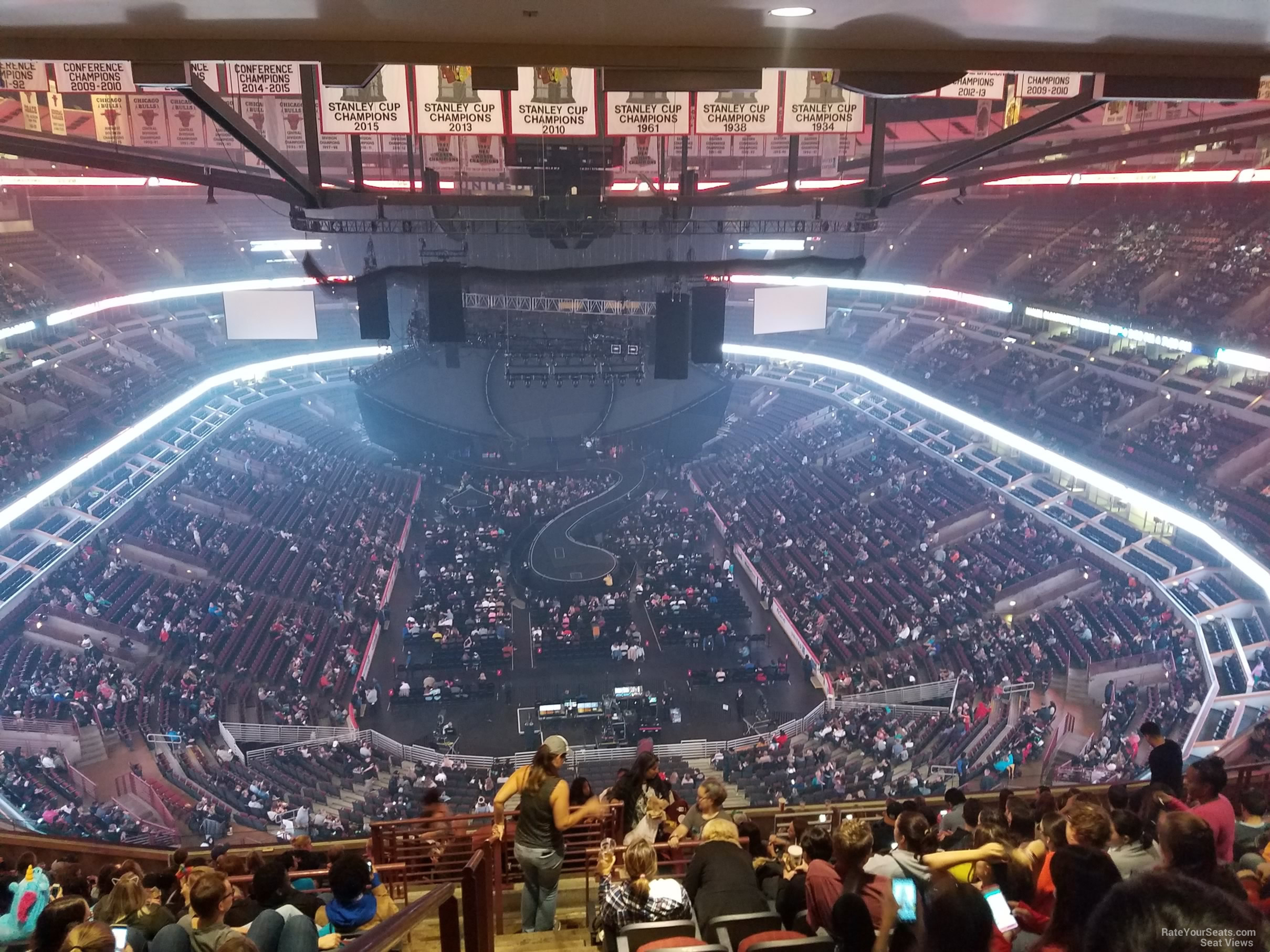 United Center Seating View Ufc | Awesome Home