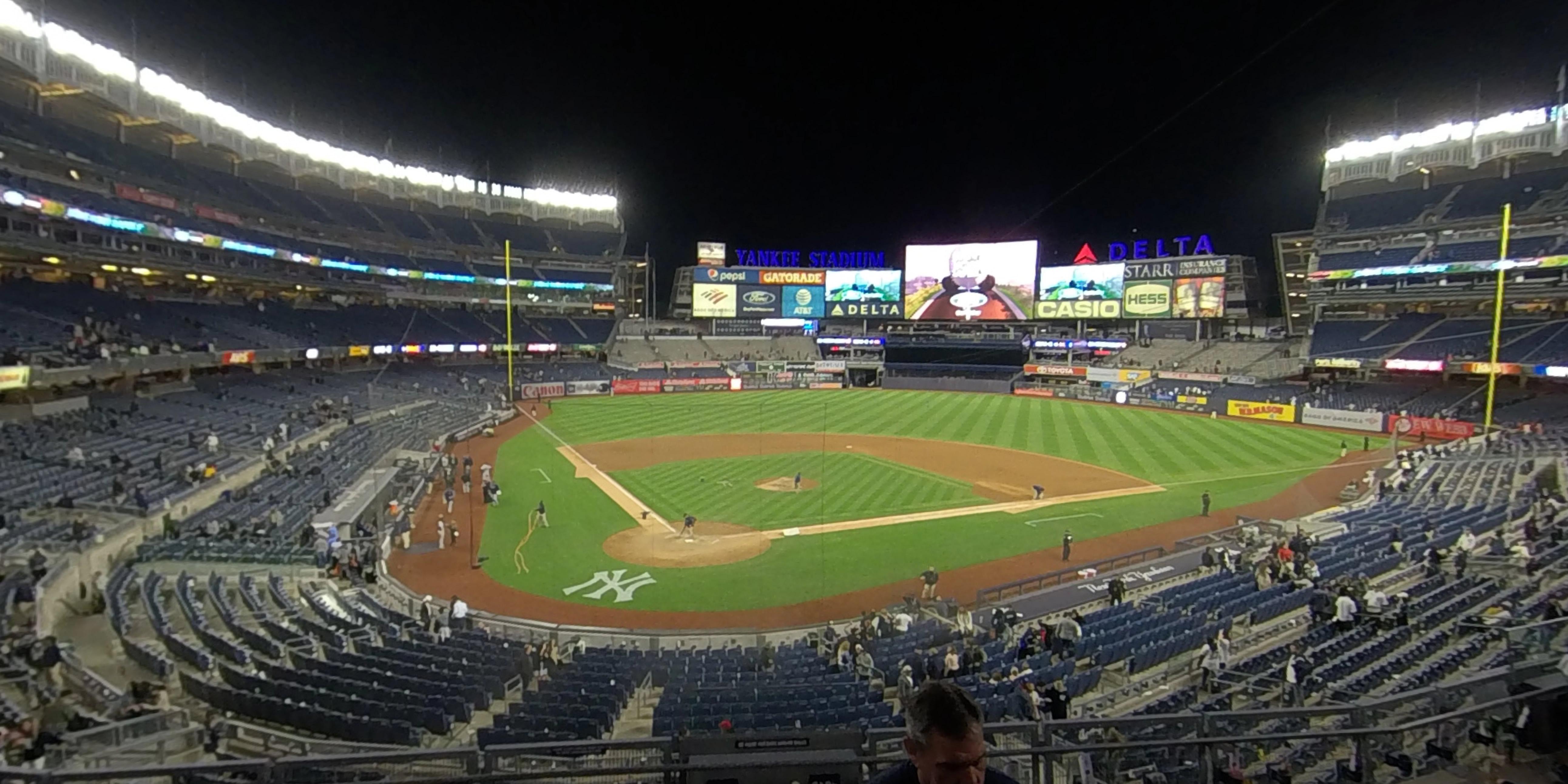 Yankee Stadium Section 219 - New York Yankees ...