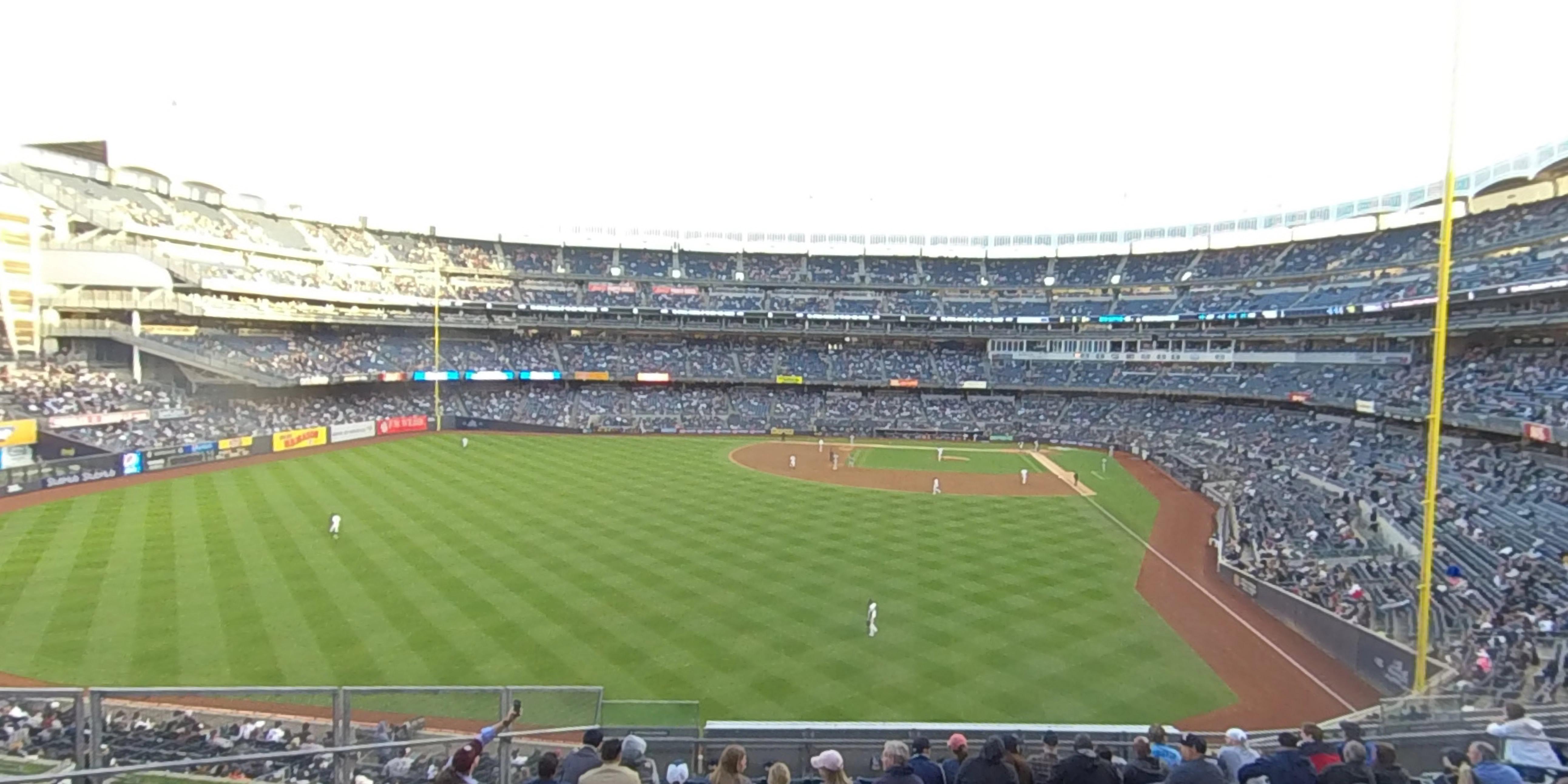 Yankee Stadium Section 234 New York Yankees Rateyourseatscom
