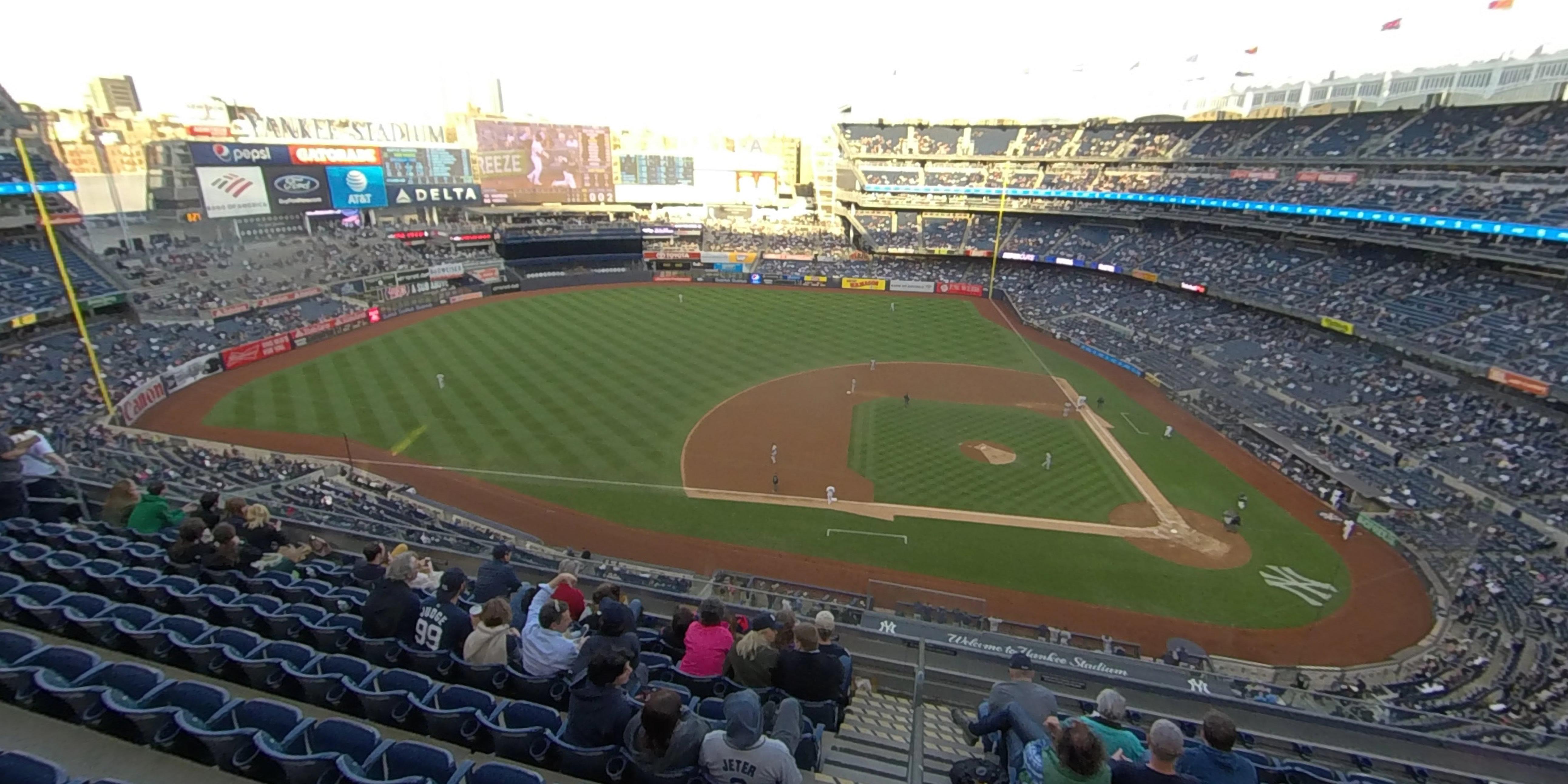 Yankee Stadium Section 325 - New York Yankees ...