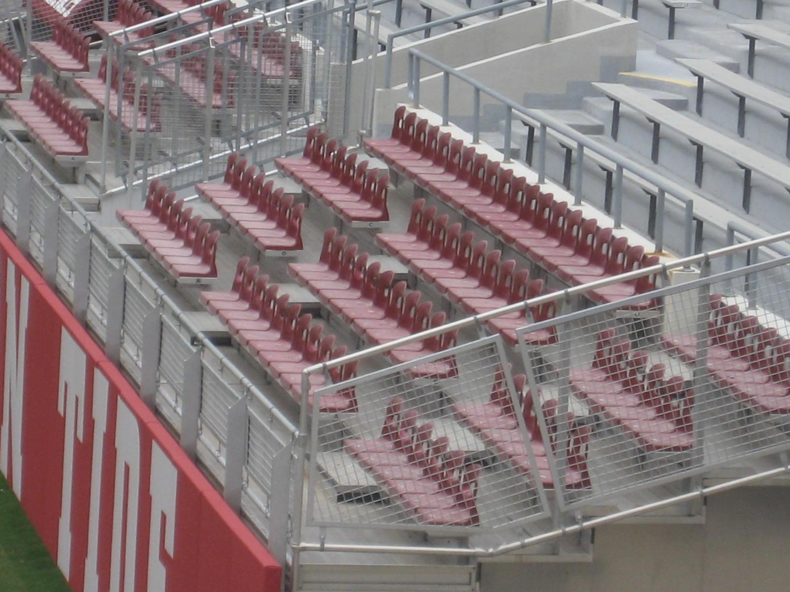 Bryant Denny Stadium North Field Suite Rateyourseatscom