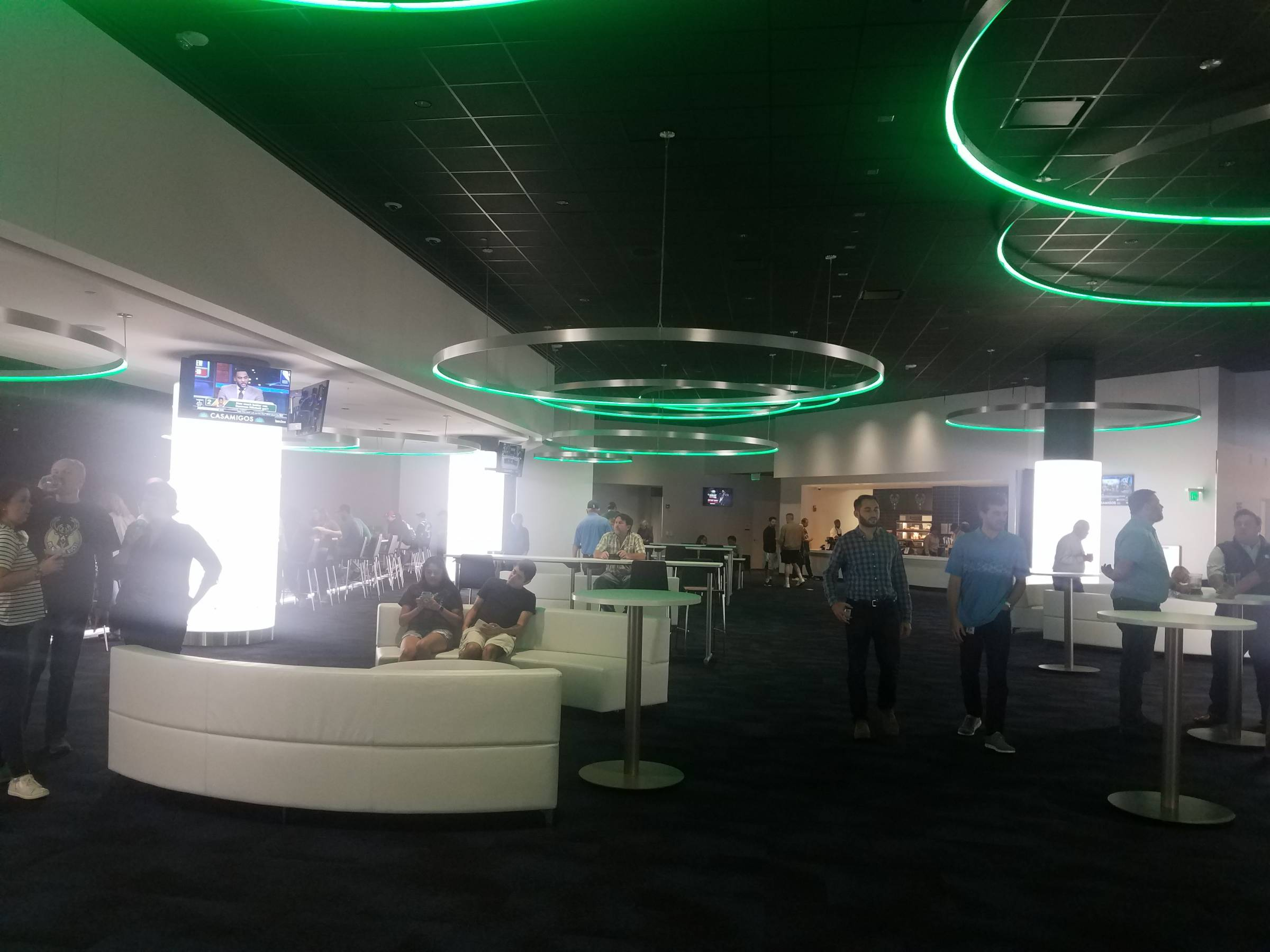 Image Result For Fiserv Forum Seat Map