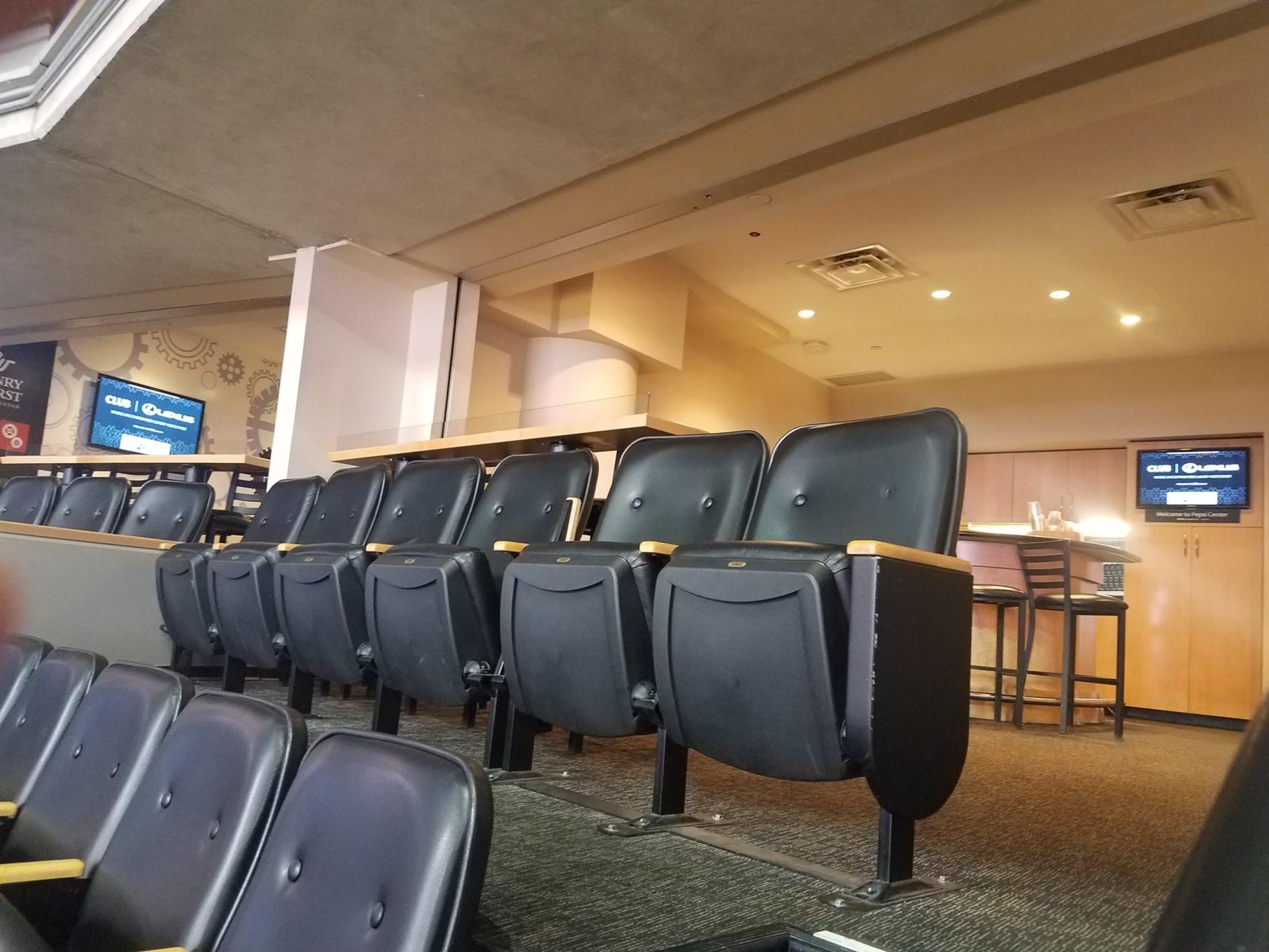 Lower Level Suites At Pepsi Center Denver Nuggets Rateyourseats Com