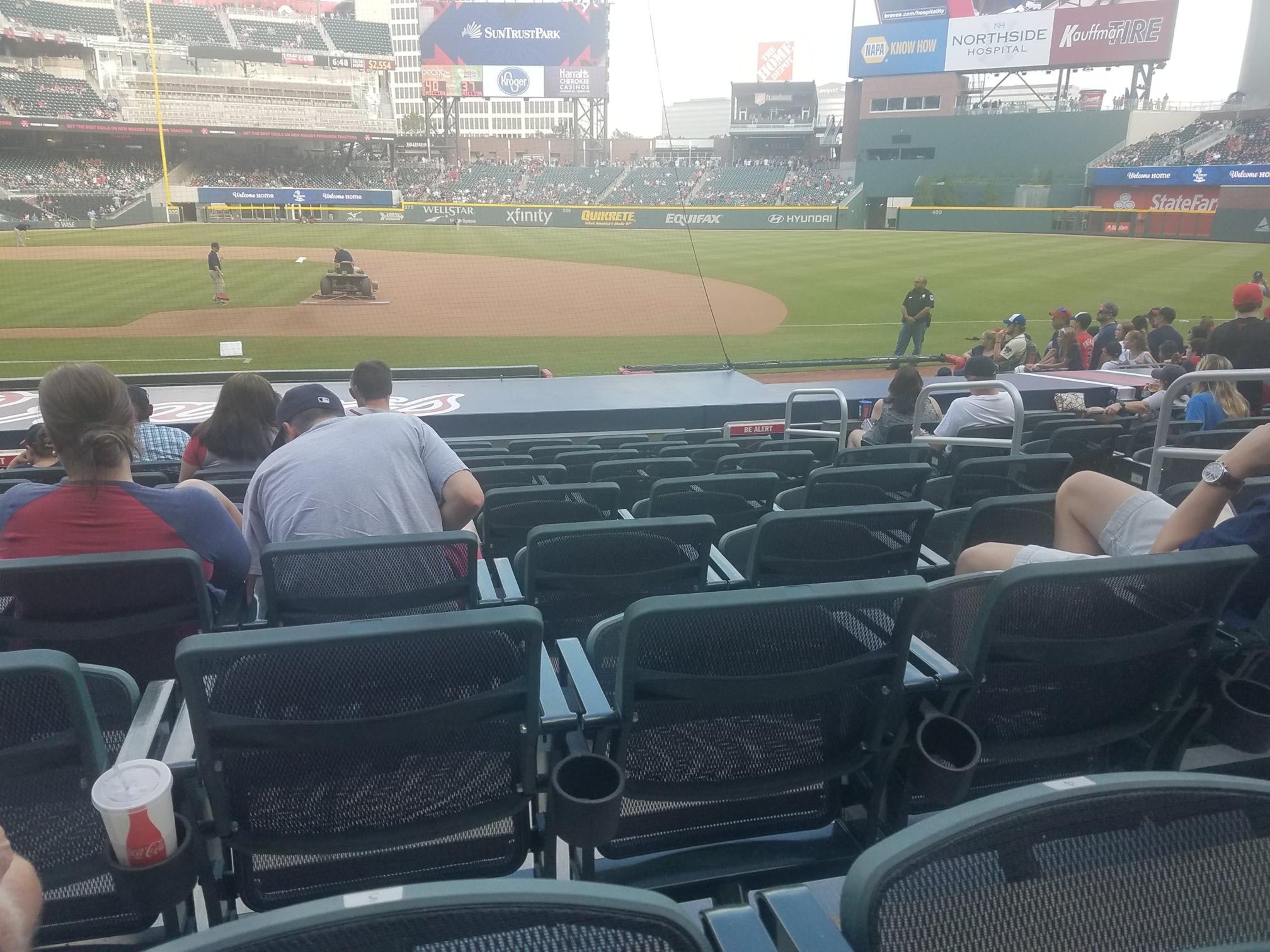 Atlanta Braves Club Seating At Truist