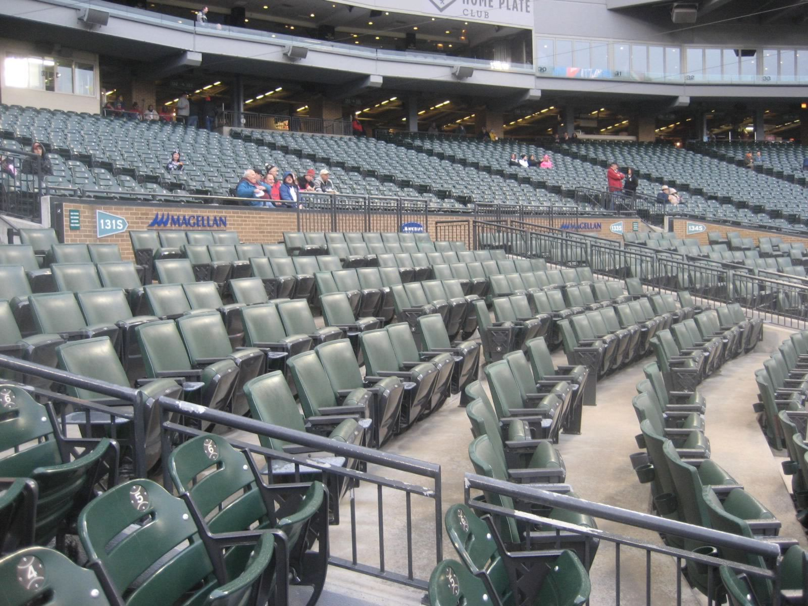 Chicago White Sox Club Seating at Guaranteed Rate Field ...